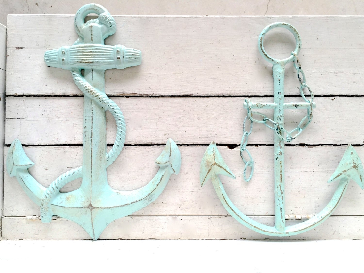 Anchor Decor Nautical Decor Anchor Wall Art Nautical, Nautical Decor inside Anchor Wall Art (Image 4 of 20)