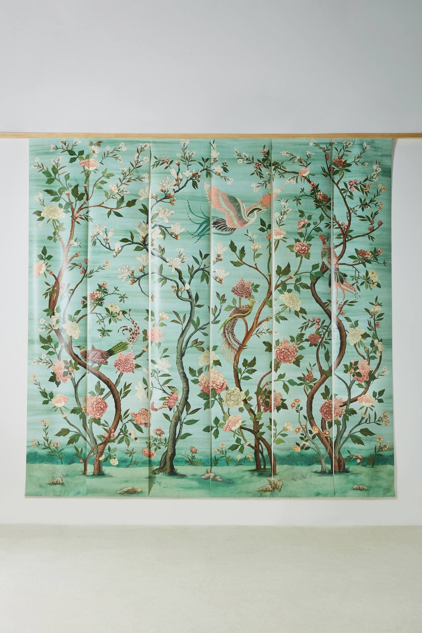 Anthropologie Wall Art Luxury Havenview Mural Art Pinterest with Anthropologie Wall Art (Image 3 of 20)