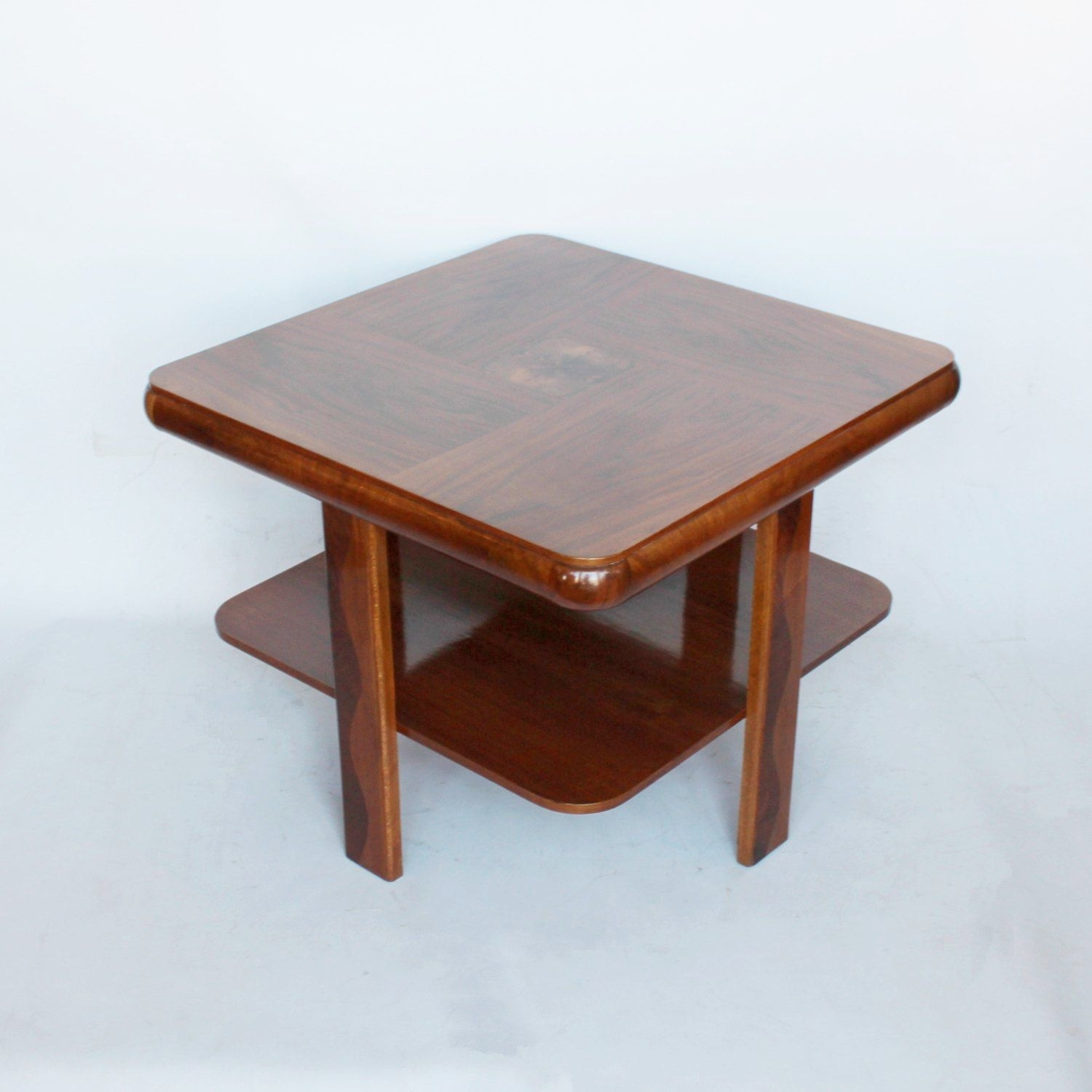 Art Deco Coffee Table (C. 1930 England) From Jeroen Markies Art Deco regarding Antiqued Art Deco Coffee Tables (Image 13 of 30)