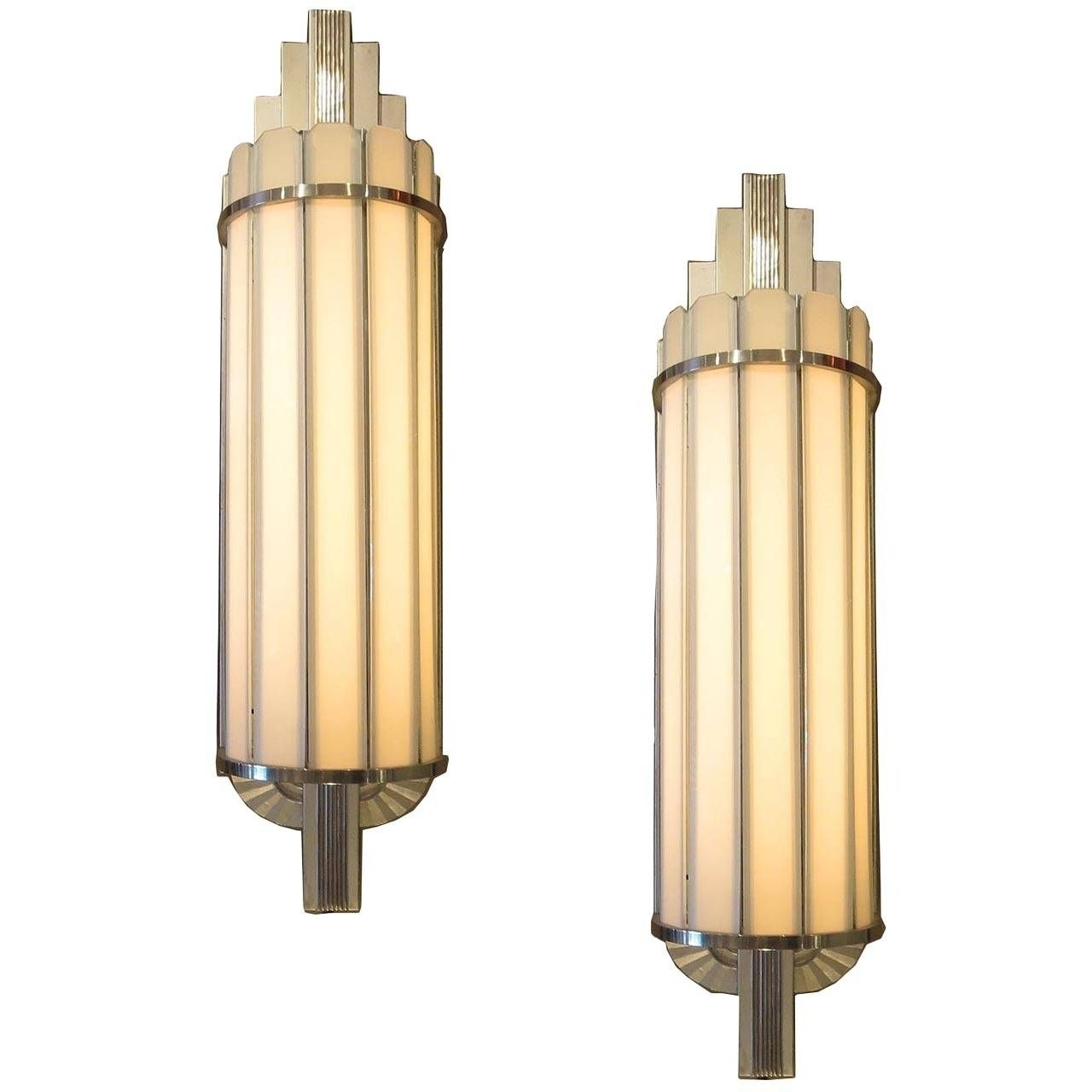 Featured Photo of Art Deco Wall Sconces