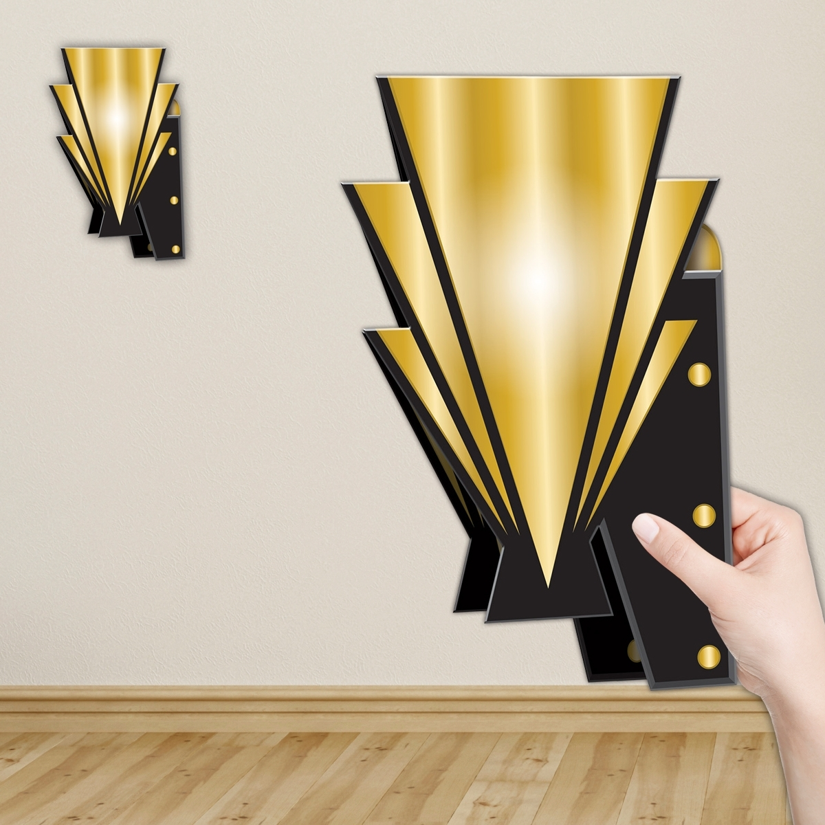 Art Deco Wall Sconces Ideas : Andrews Living Arts - Good Style Art inside Art Deco Wall Sconces (Image 8 of 20)
