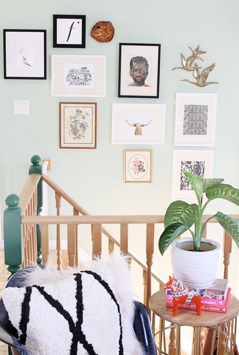 Artfully Walls | The Living Room | Pinterest | Gallery Wall, Walls within Artfully Walls (Image 10 of 20)
