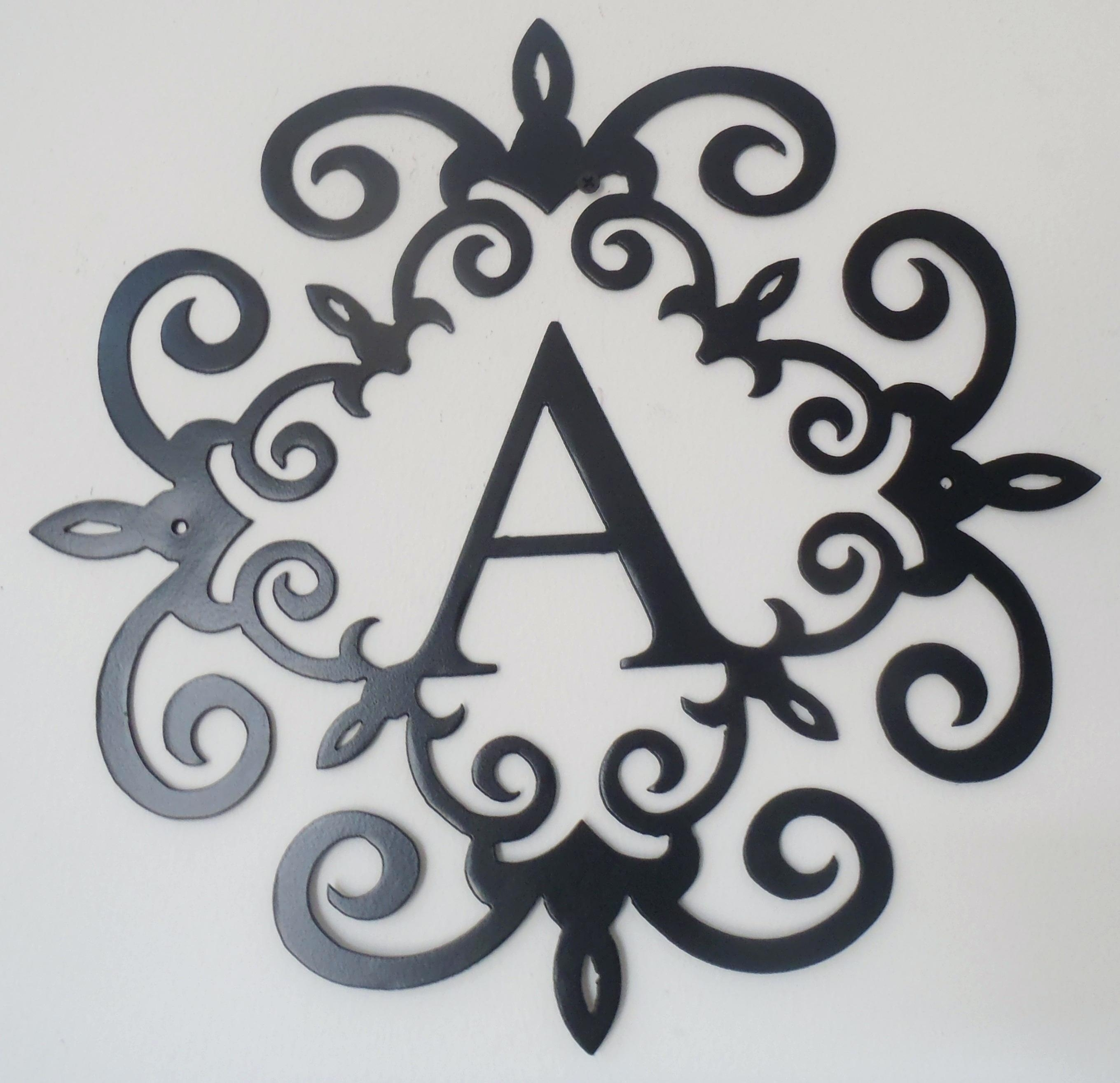 Articles With Iron Scroll Wall Art Decor Tag Iron Scroll Wall Art with Metal Scroll Wall Art (Image 4 of 20)