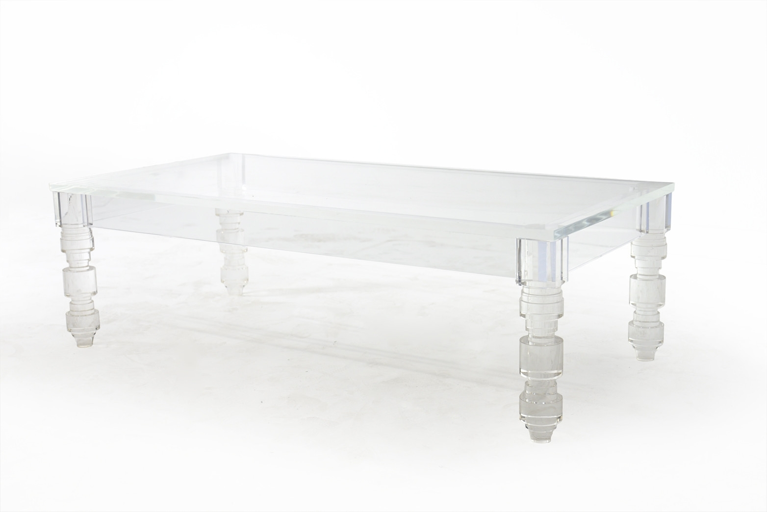 Artistic Acrylic Coffee Table Of For Prices #47526 | Forazhouse regarding Peekaboo Acrylic Coffee Tables (Image 9 of 30)