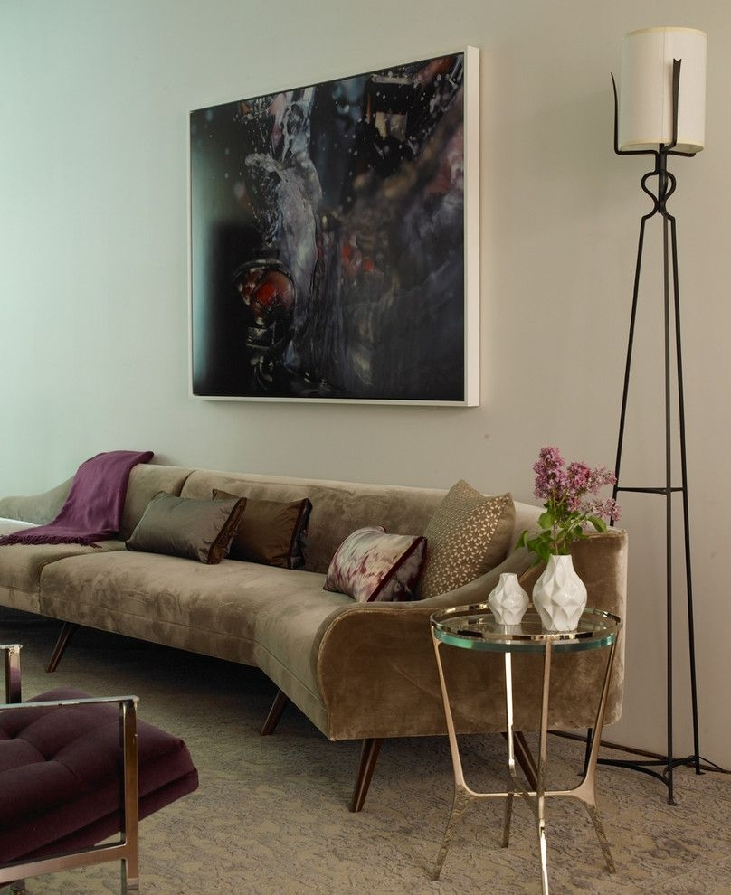 Ashley Furniture Side Tables With Contemporary Living Room Also for Ashley Furniture Wall Art (Image 10 of 20)