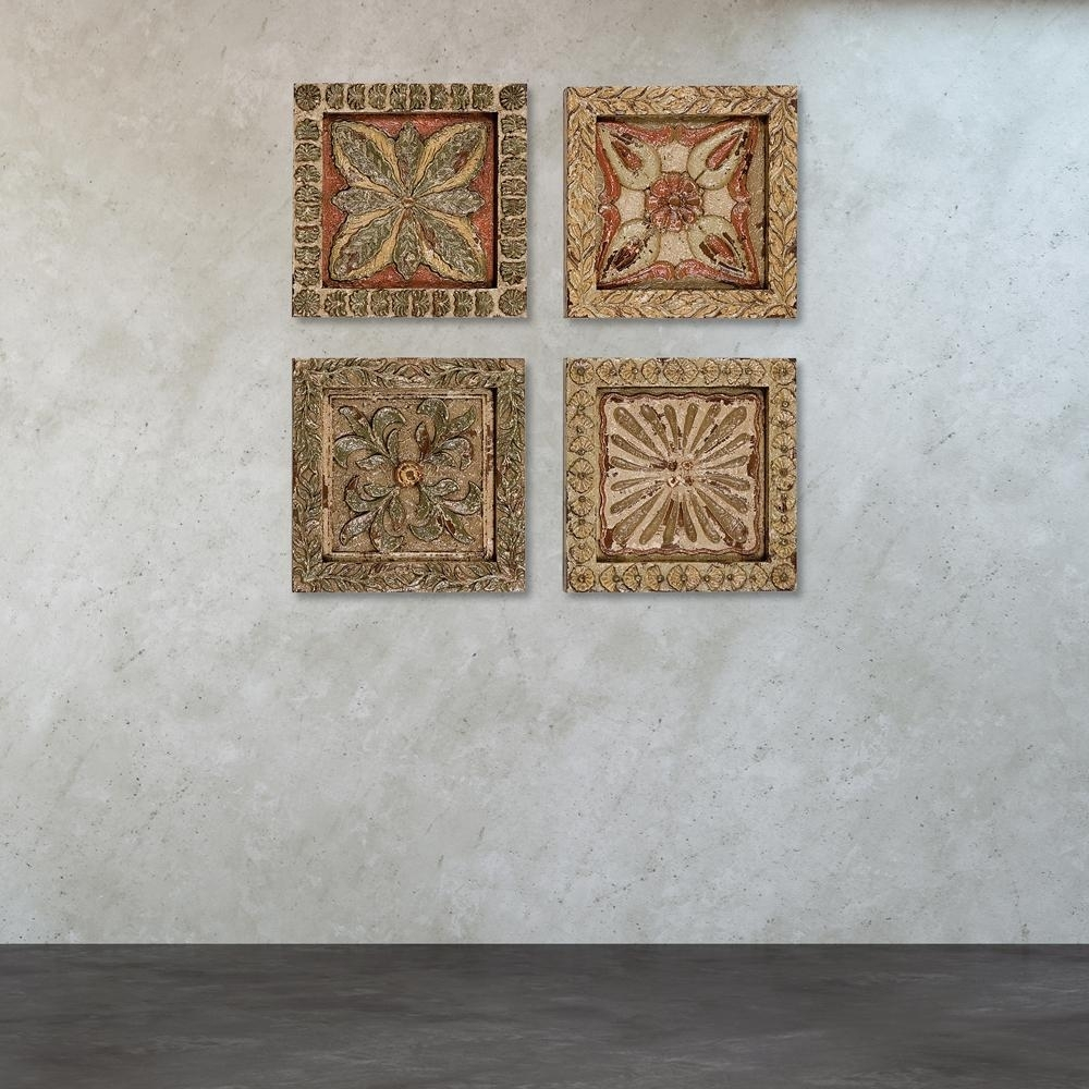 Attractive Carved Wood Wall Art Fabulous Wall Art On Wood – Home For Wood Carved Wall Art (View 10 of 20)