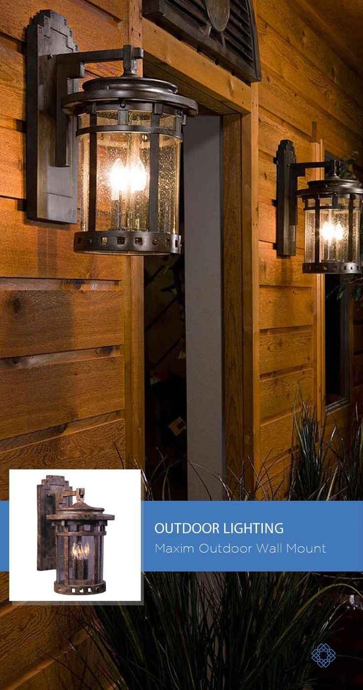 Awesome Best Lighting For Garage 3 Exterior Garage Lights – Outdoor Regarding Outdoor Lanterns For Garage (View 15 of 20)
