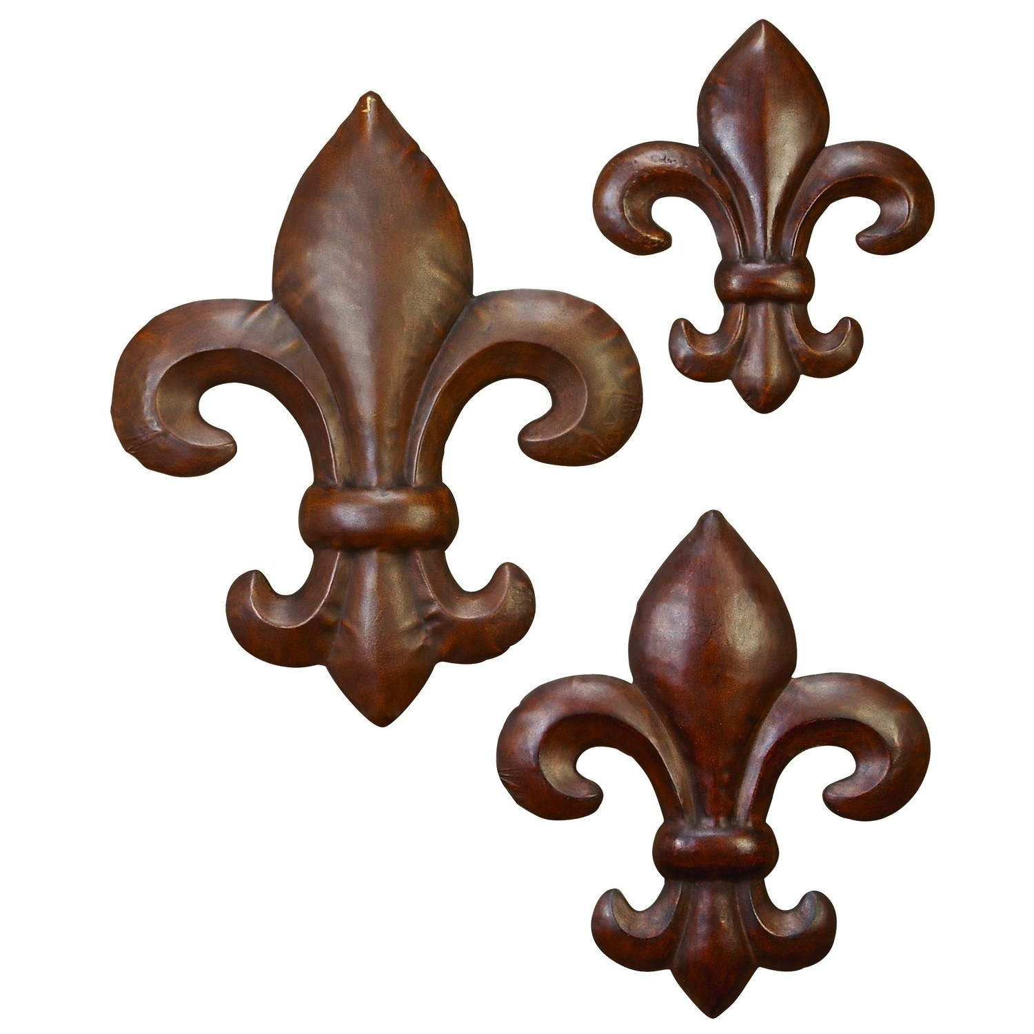 Awesome Kitchenwith Small Kitchen Fleur De Lis Home Decor Small Tv inside Fleur De Lis Wall Art (Image 2 of 20)