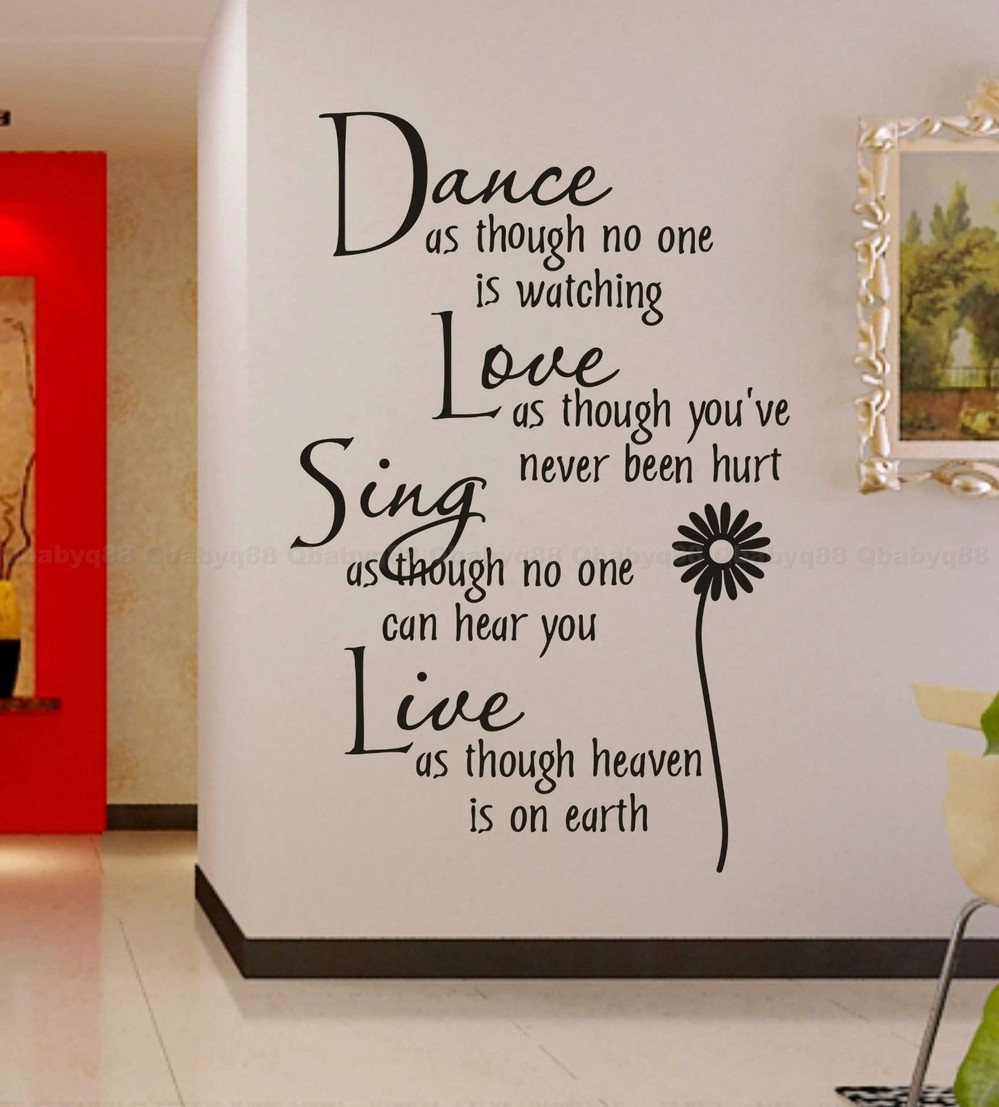 Awesome Large Live Laugh Love Wall Decor Design   Wall Decoration 2018 Inside Live Laugh Love Wall Art (View 17 of 20)