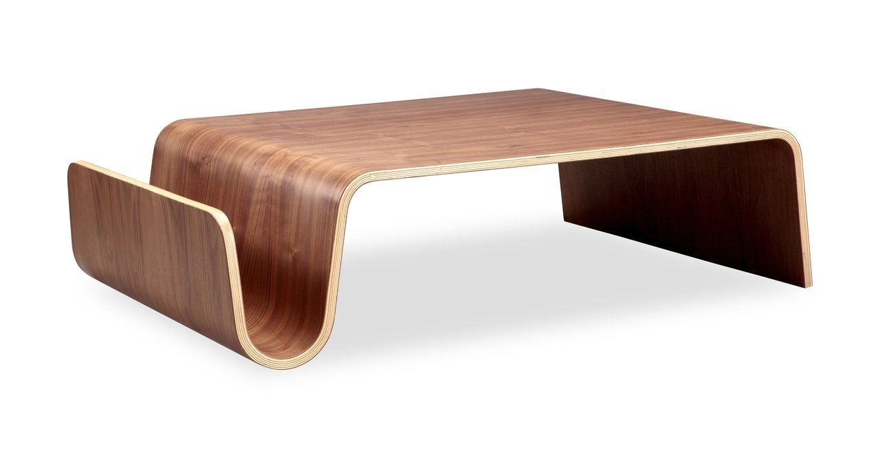 Popular Photo of Contemporary Curves Coffee Tables
