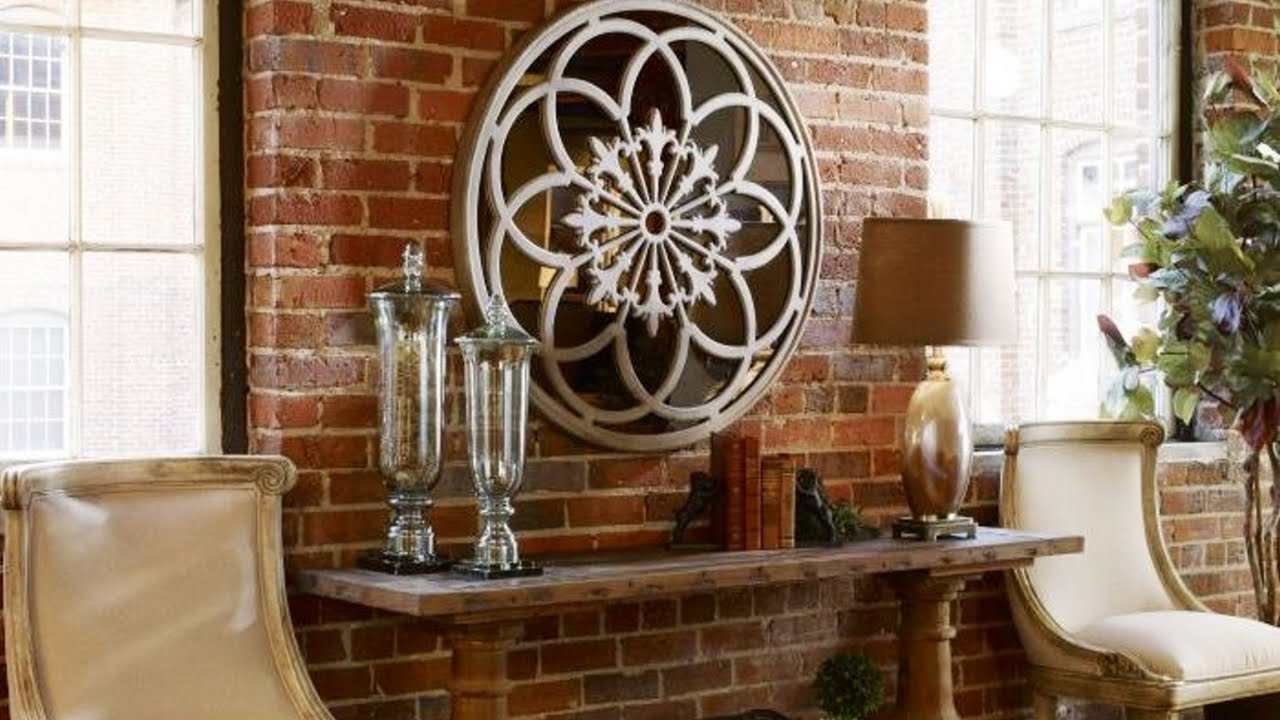"Awesome Wall Decor""uttermost"" - Youtube inside Uttermost Wall Art (Image 5 of 20)"