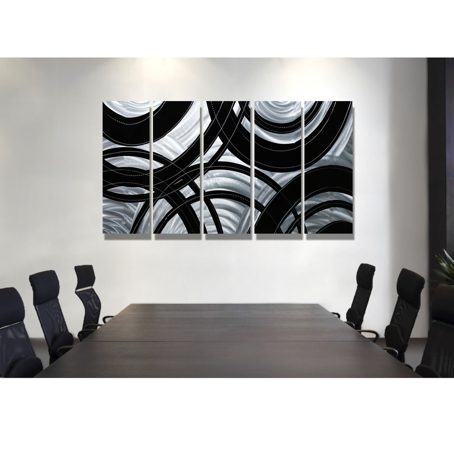 Beautiful Black And Silver Wall Art – Kunuzmetals Within Silver Wall Art (View 16 of 20)