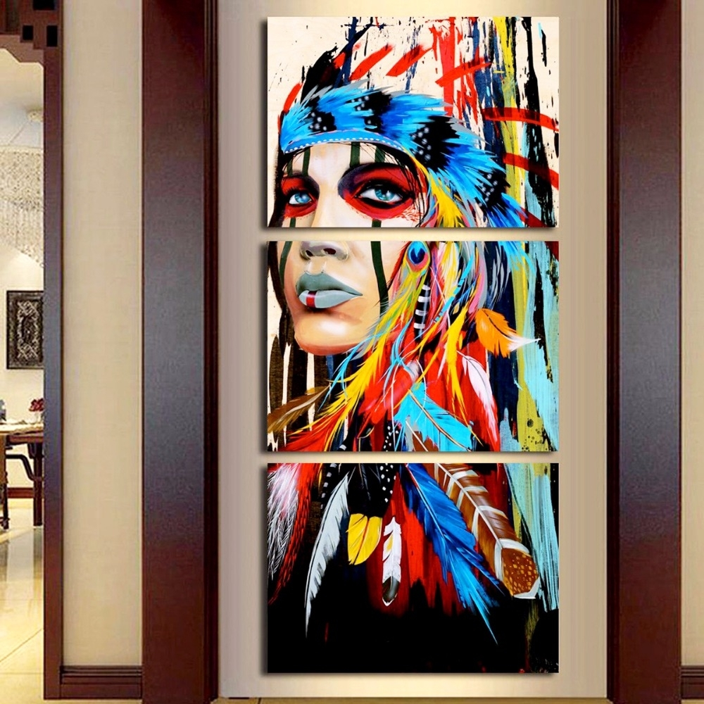 Featured Photo of Native American Wall Art