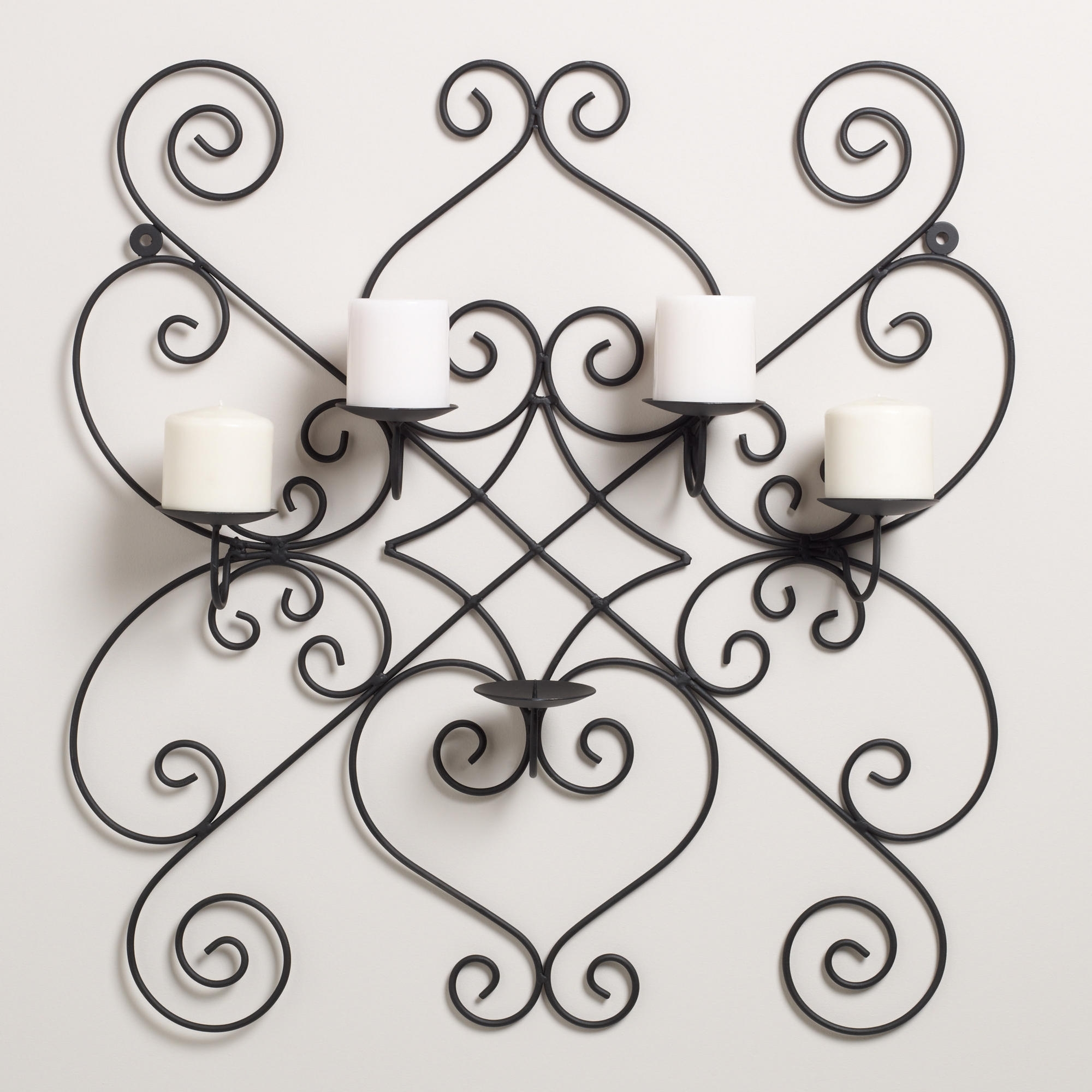 Benefit Of Wrought Iron Wall Decor — Charter Home Ideas Within Wrought Iron Wall Art (View 13 of 20)