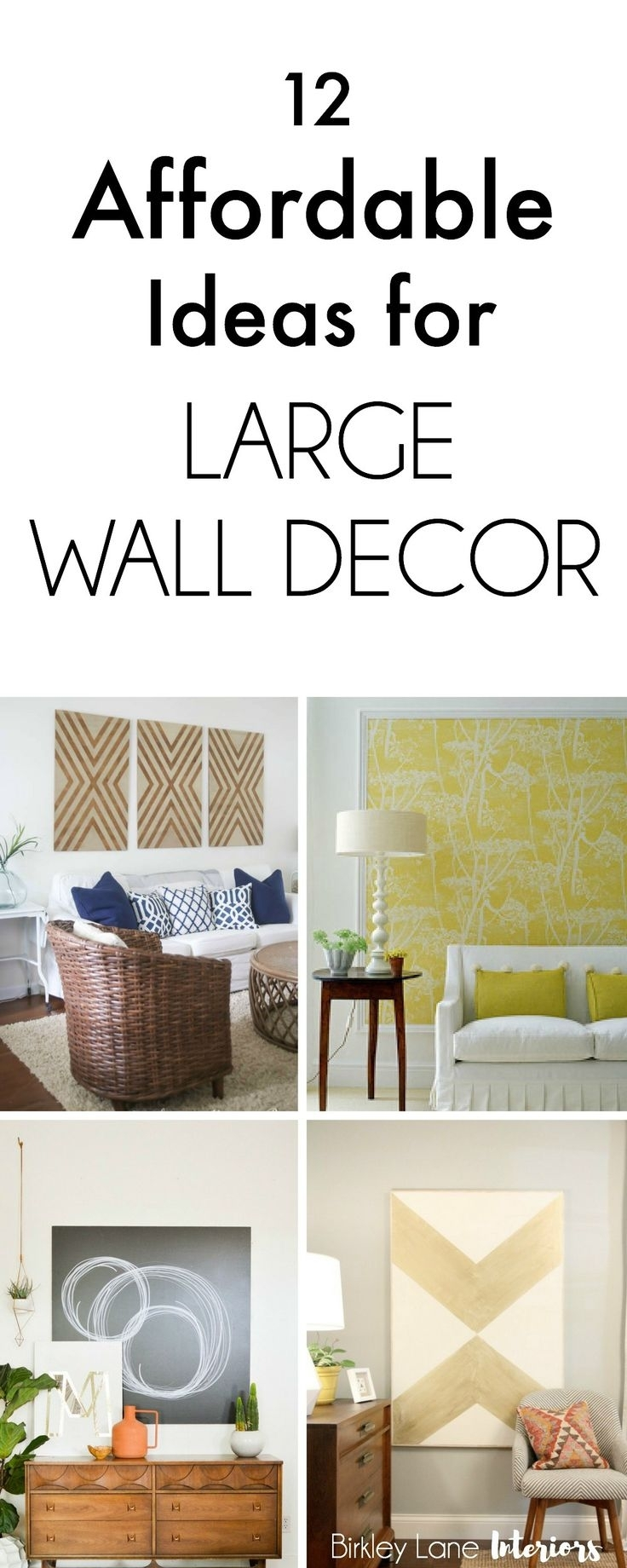 Best 25 Large Wall Art Ideas On Pinterest Framed Art, Affordable with regard to Affordable Wall Art (Image 10 of 20)