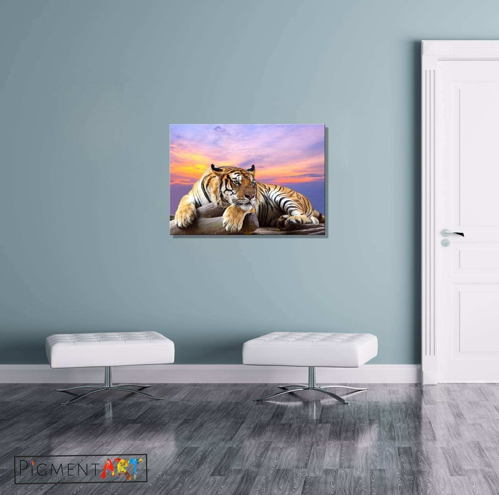 Best Canvas Prints Awesome 20 Best Collection Of Animal Canvas Wall for Animal Canvas Wall Art (Image 14 of 20)