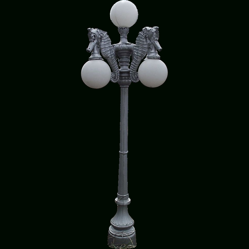 Best Lowes Outdoor Pole Lights - Home Outdoor Pole Lights Lanterns with regard to Outdoor Pole Lanterns (Image 6 of 20)