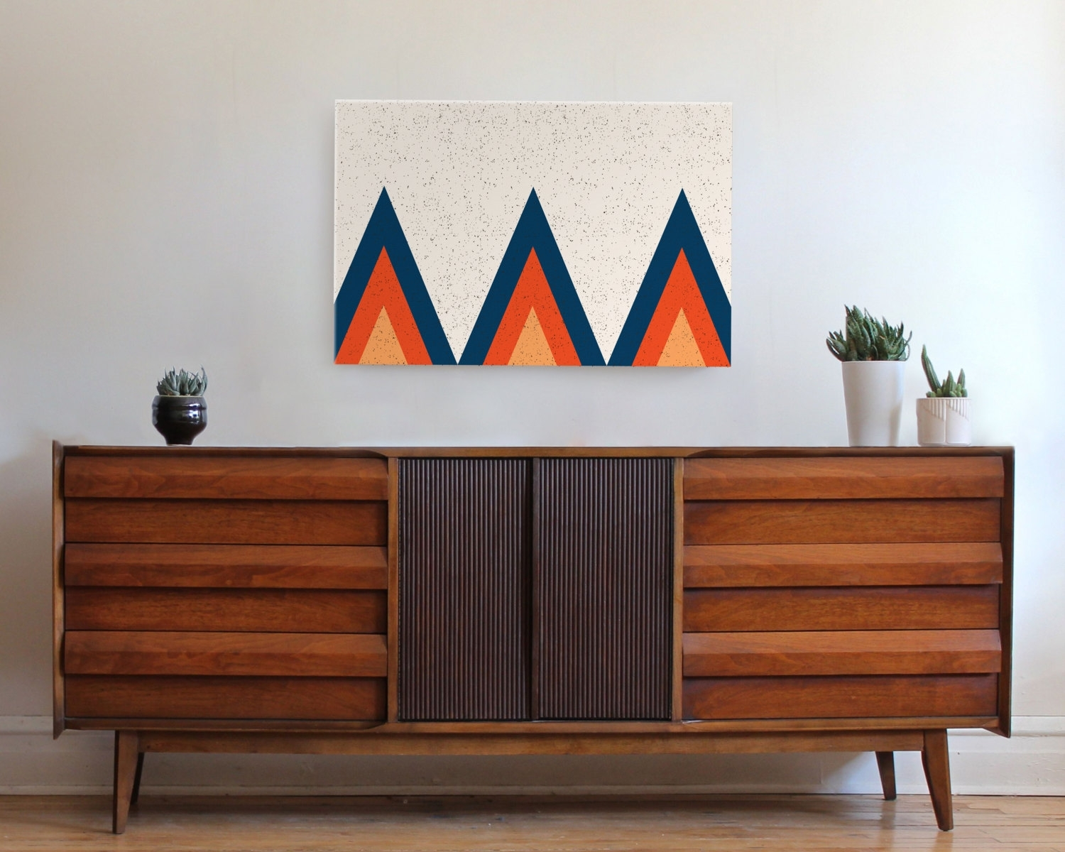 Best Mid Century Modern Wall Art : Andrews Living Arts – Photo With Regard To Mid Century Wall Art (View 2 of 20)