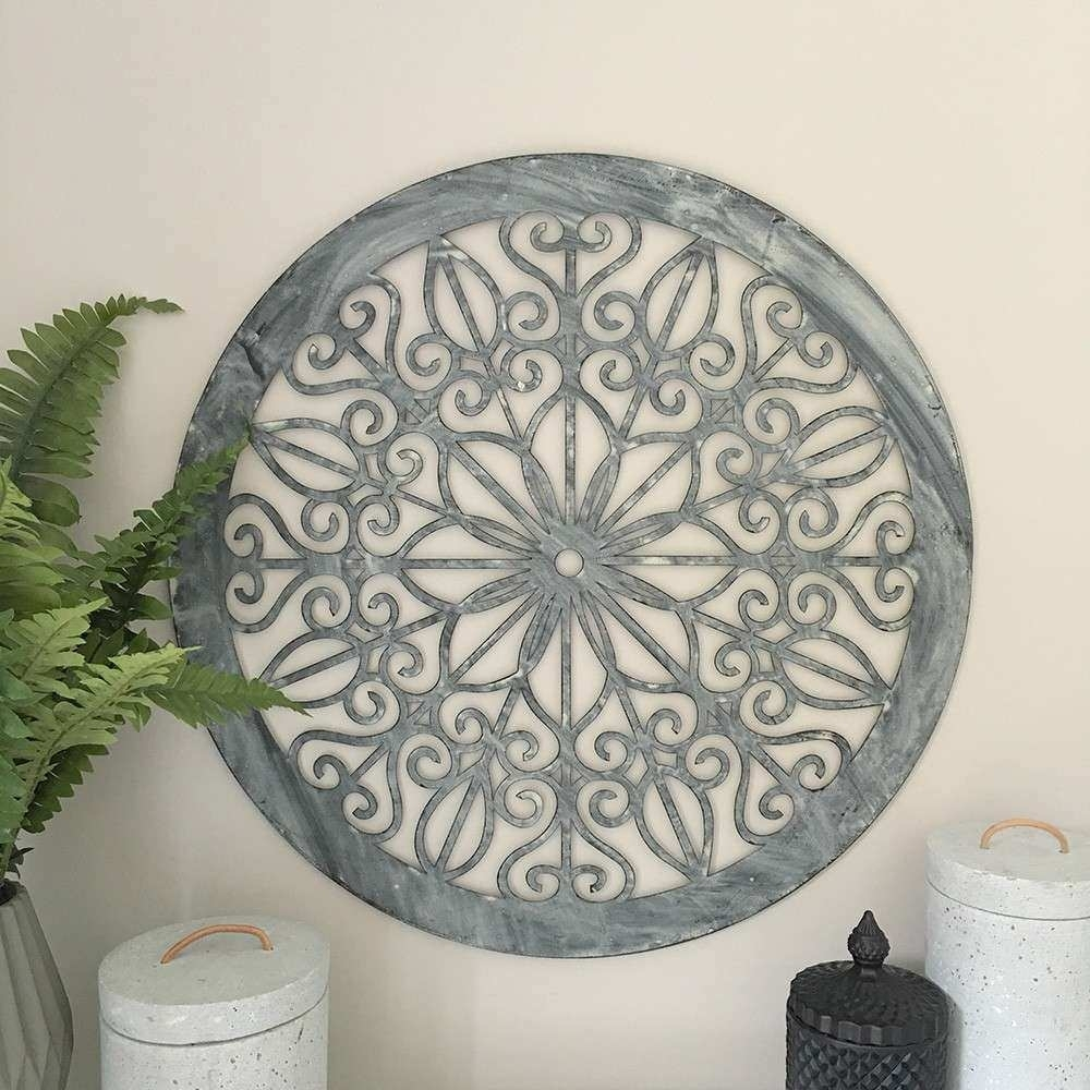 Best Of Round Wall Art | Wall Art Ideas With Regard To Round Wall Art (View 4 of 20)