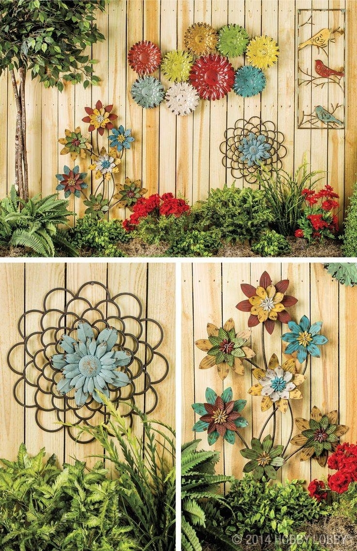 Best Outdoor Wall Art Ideas On Pinterest Patio Wall Decor For with Outdoor Metal Wall Art (Image 3 of 20)