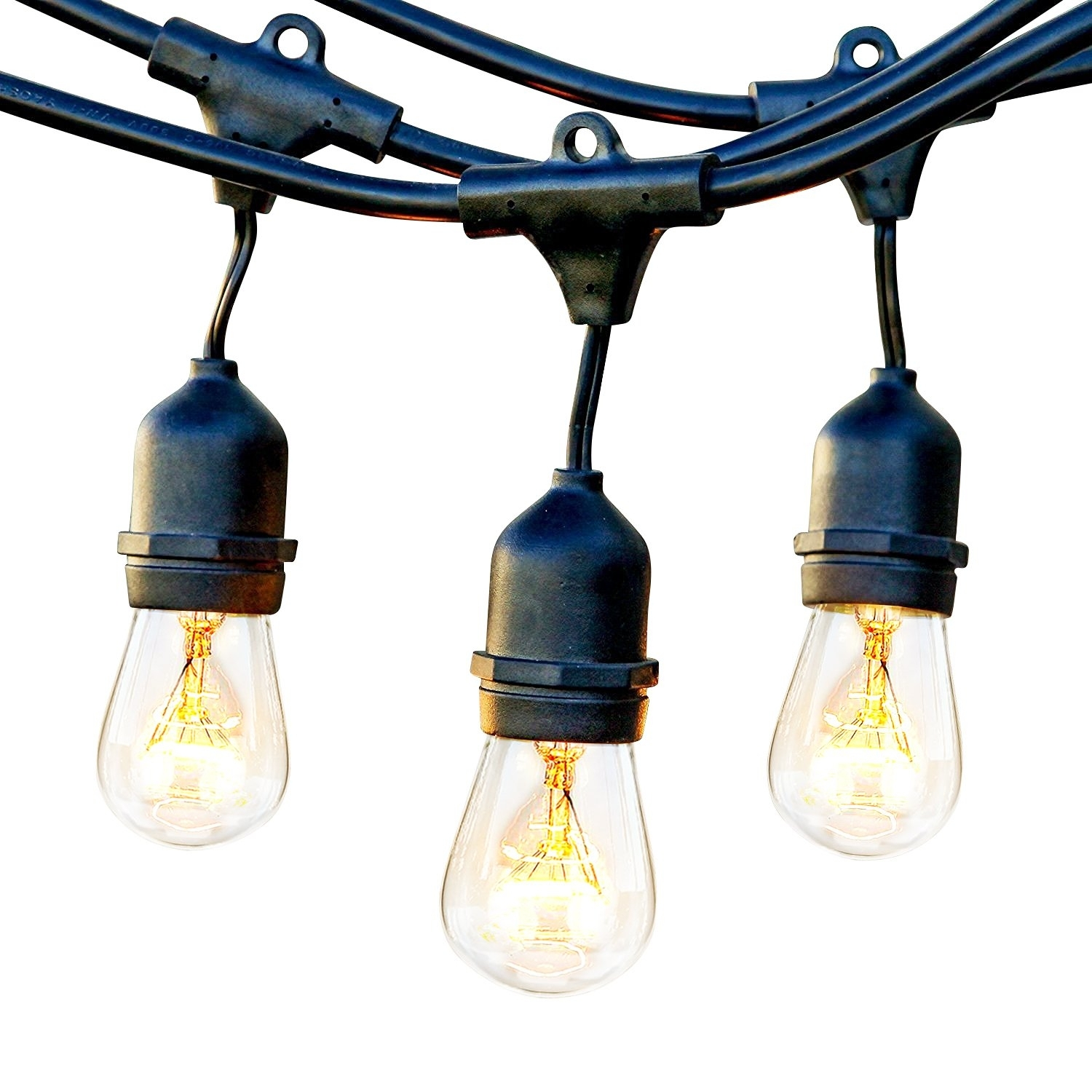 Best Rated In Outdoor String Lights & Helpful Customer Reviews inside Outdoor Battery Lanterns for Patio (Image 5 of 20)