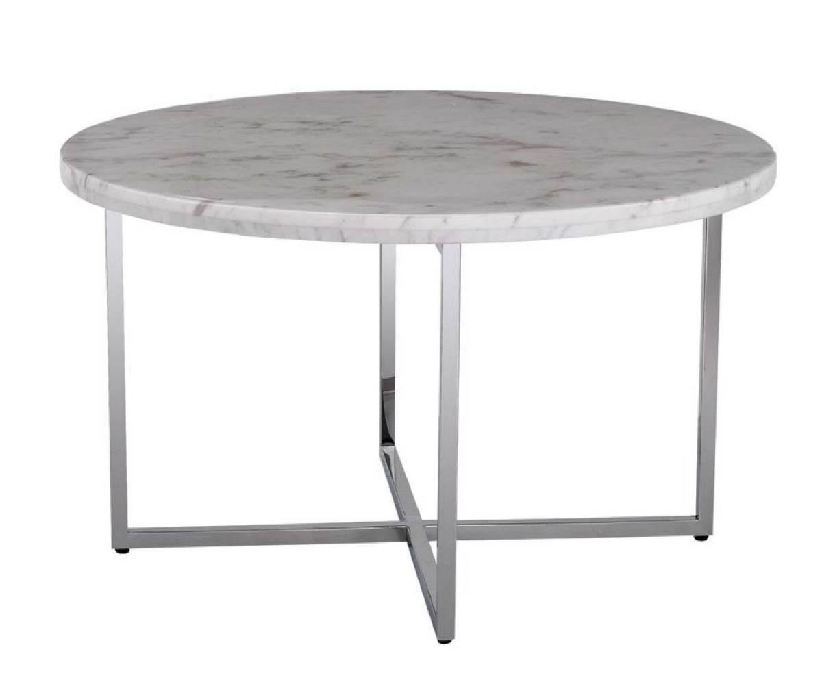 Best Round Marble Coffee Table | Sushi Ichimura Decor : Ideas Of A For Smart Round Marble Brass Coffee Tables (View 3 of 30)