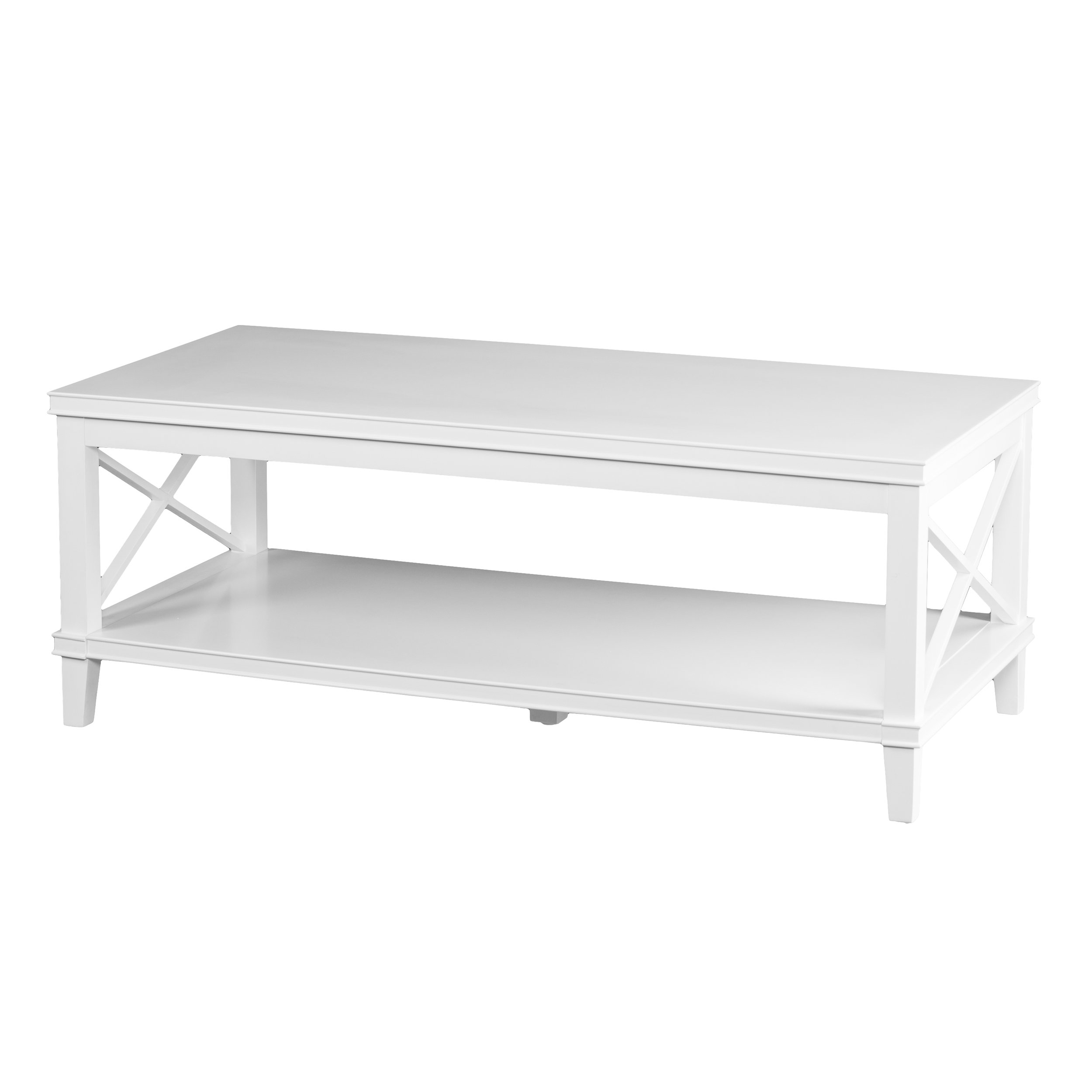 Birch Lane Larksmill Coffee Table & Reviews | Wayfair.co.uk regarding Mill Coffee Tables (Image 4 of 30)