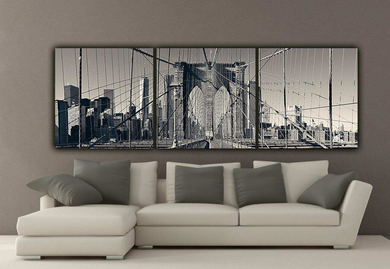 Black And White Canvas Art New 20 S Black And White New York Canvas with Black And White Canvas Wall Art (Image 7 of 20)