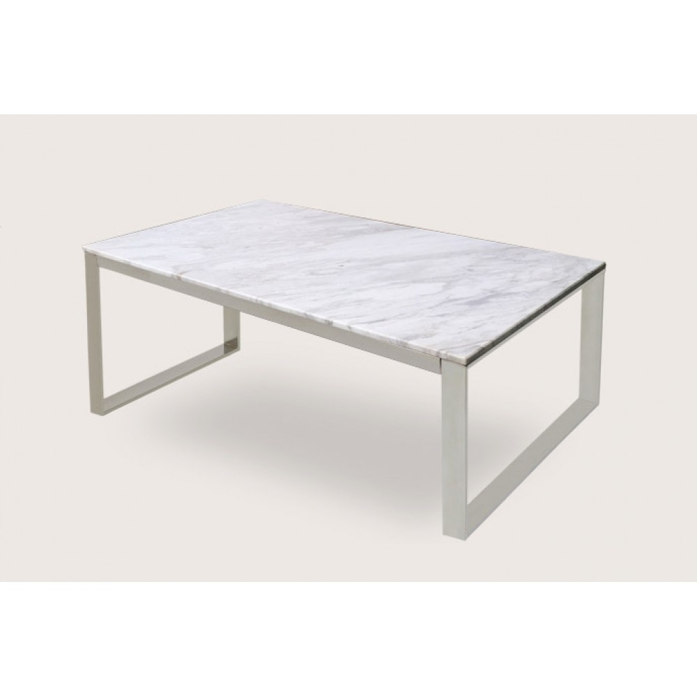 Black And White Marble Coffee Table Marble Slab Coffee Table White with Slab Small Marble Coffee Tables With Antiqued Silver Base (Image 9 of 30)