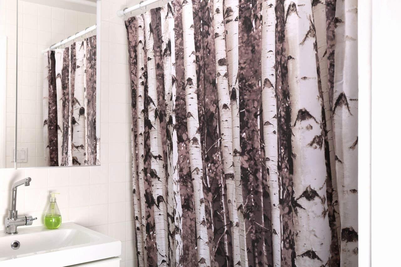 Black Shower Curtain Rings Fresh 32 Lovely Shower Curtain Wall Art Pertaining To Shower Curtain Wall Art (View 4 of 20)