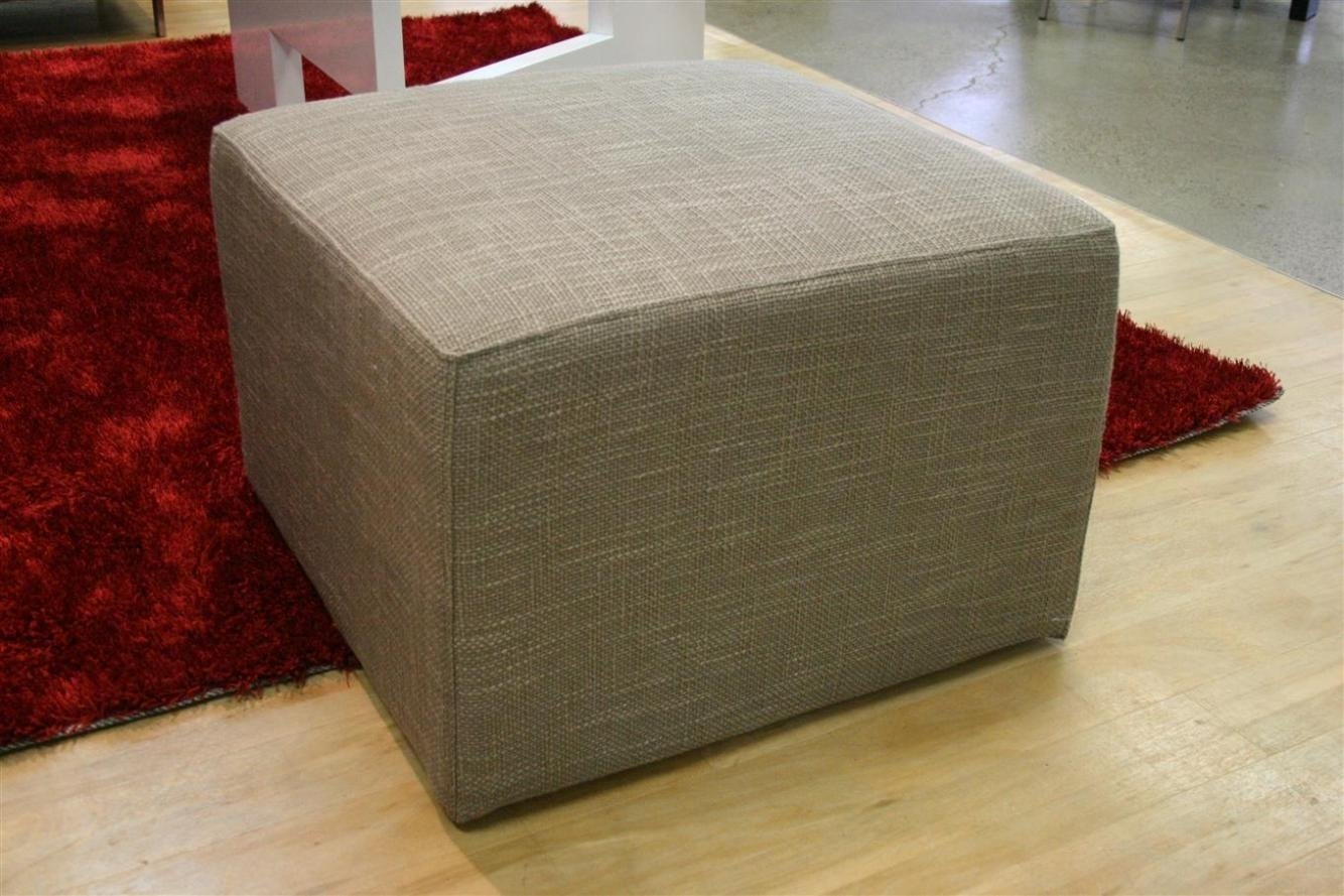 Blue Fabric Ottoman Coffee Table — Bed And Shower : Contemporary with Elba Ottoman-Coffee Tables (Image 3 of 30)