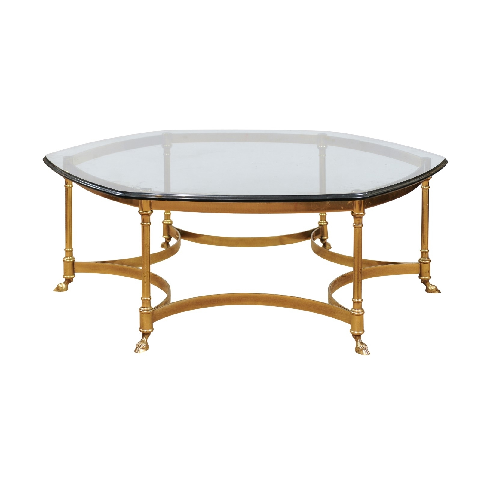 Brass Coffee Tables - Coffee Table Ideas pertaining to Darbuka Brass Coffee Tables (Image 7 of 30)