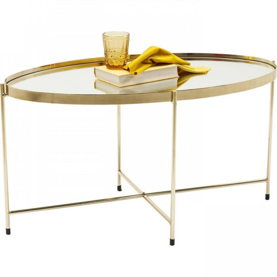 Brass Coffee Tables - Coffee Table Ideas within Darbuka Brass Coffee Tables (Image 9 of 30)
