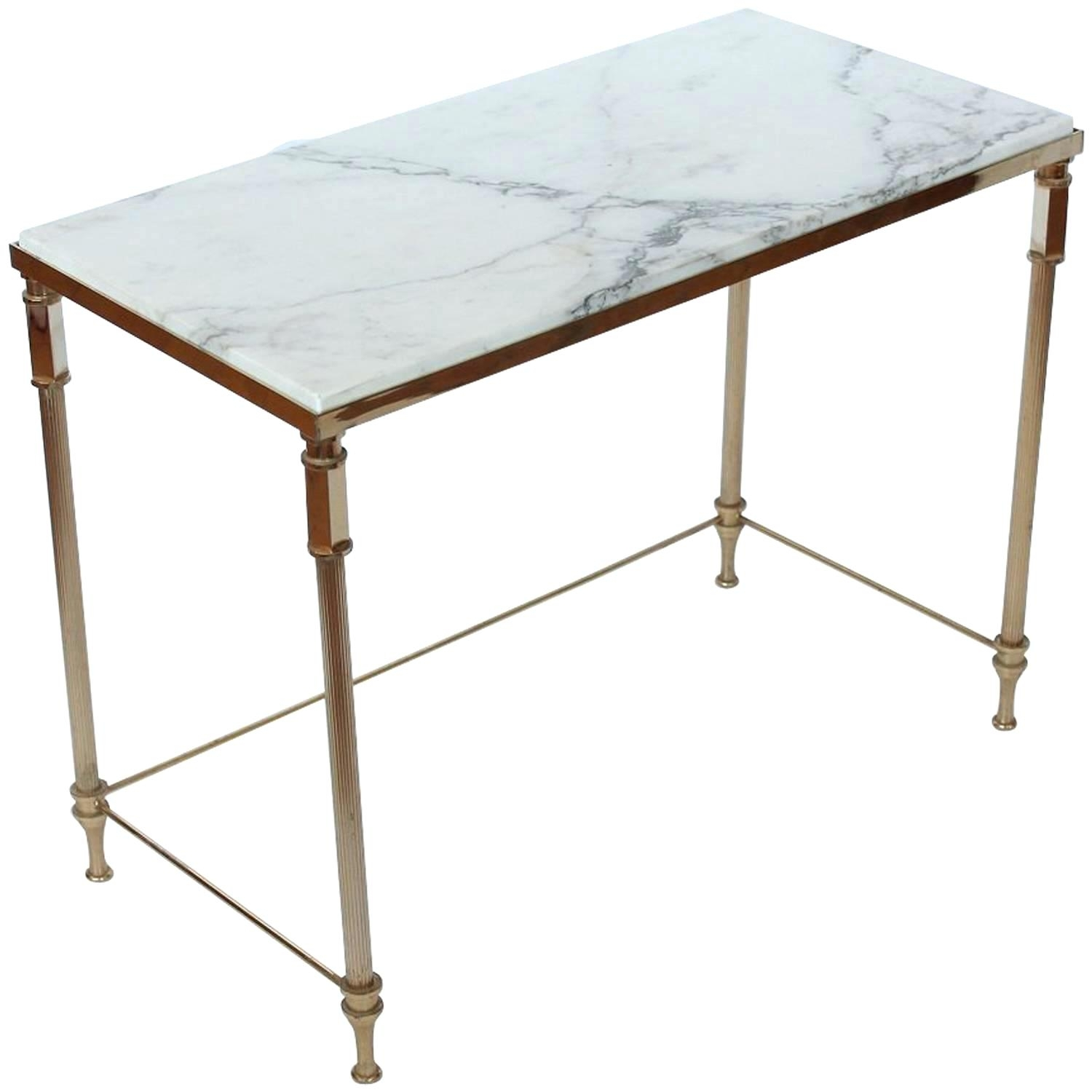 Brass Marble Coffee Table Large Size Of Coffee And Brass Coffee With Regard To Smart Round Marble Brass Coffee Tables (View 4 of 30)