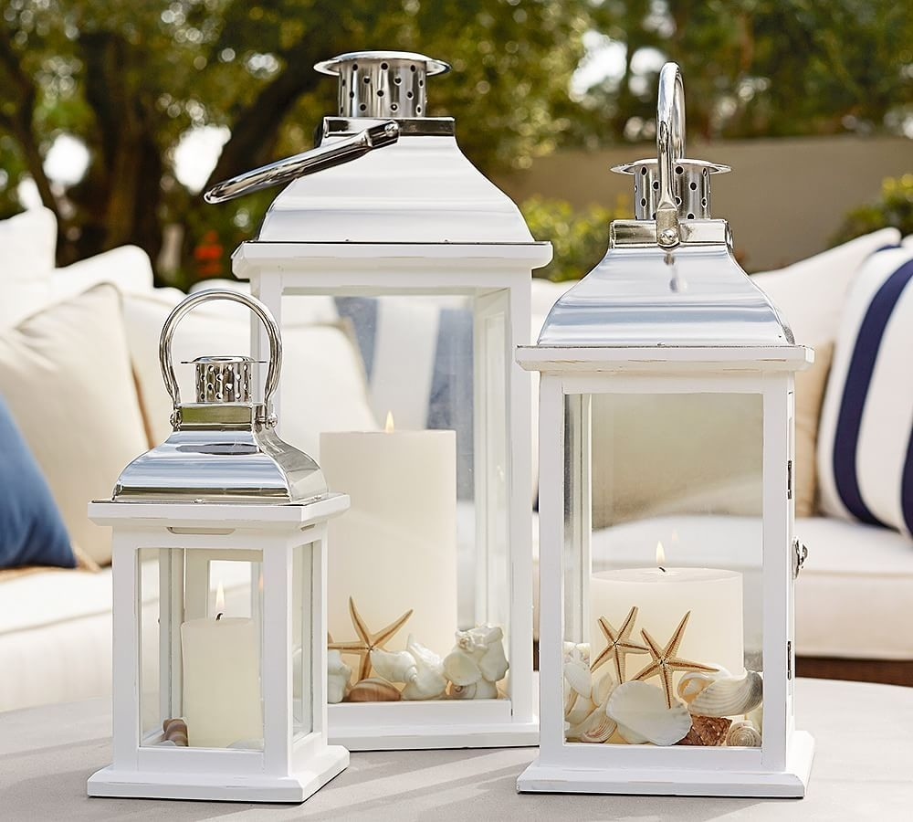 Bristol Lantern | For The Home | Pinterest | Bristol, Pottery And Barn regarding Outdoor Lanterns at Pottery Barn (Image 1 of 20)