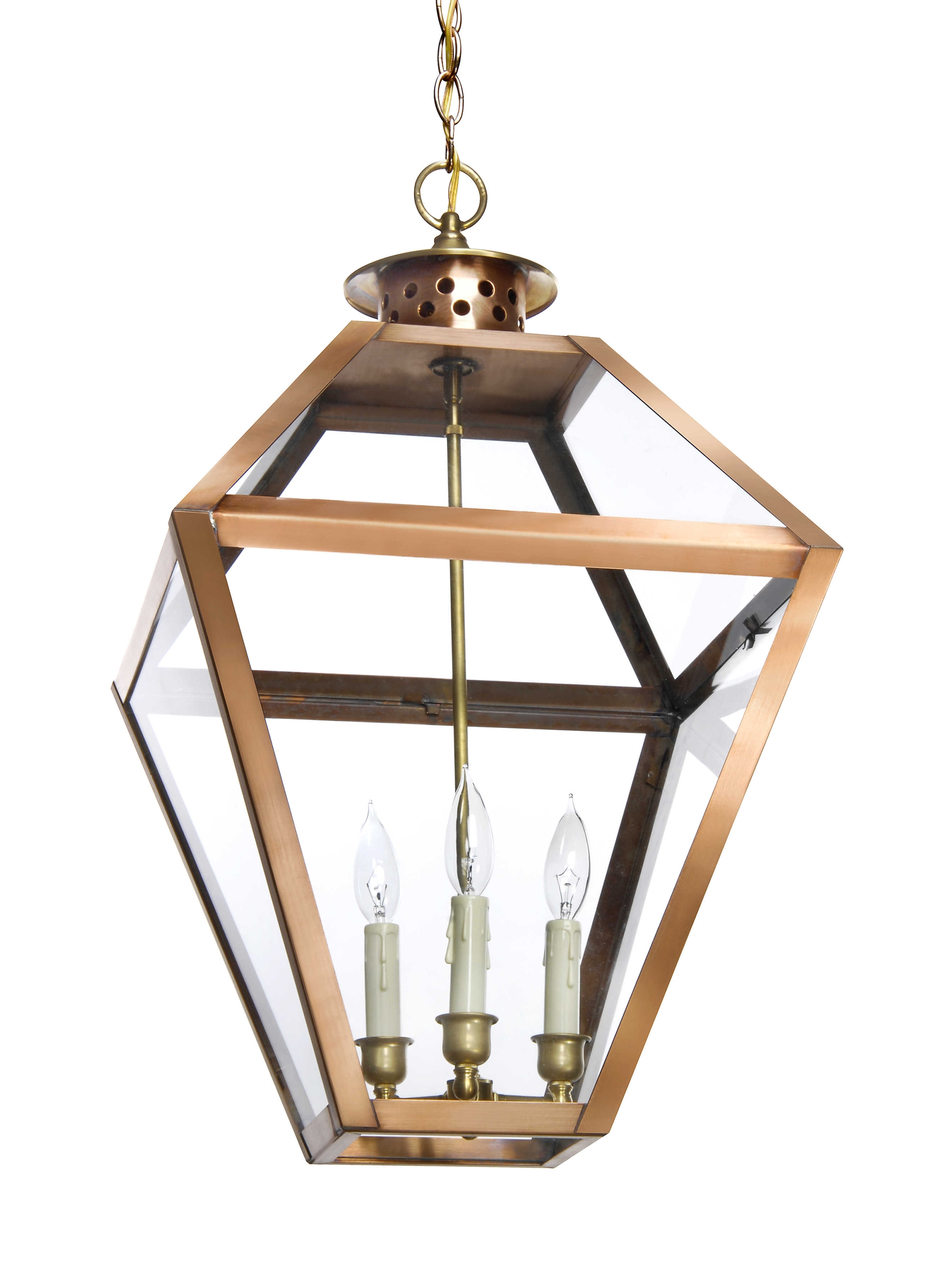 Broad Street Collection | Bs-16 Victorian Lantern | Lantern & Scroll intended for Copper Outdoor Electric Lanterns (Image 1 of 20)