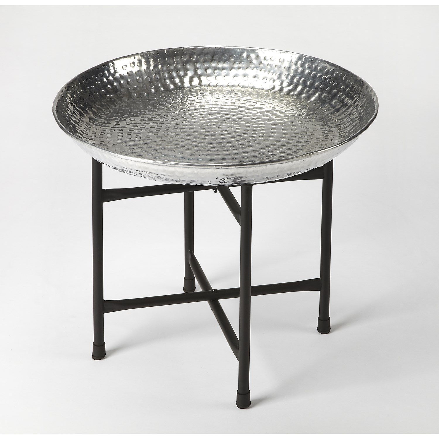 Butler Specialty Casbah Metal Tray Table | The Simple Stores pertaining to Casbah Coffee-Side Tables (Image 5 of 30)