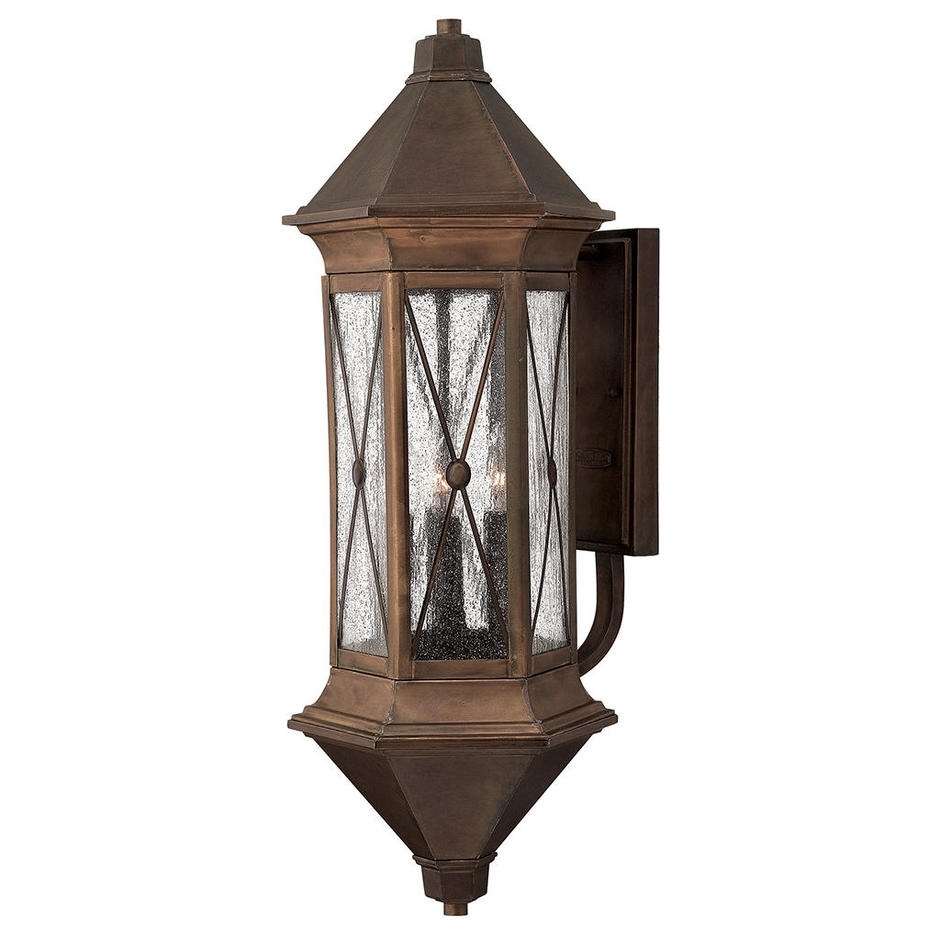 Buy Brighton Outdoor Wall Lanternshinkley Lighting — The Worm In Xl Outdoor Lanterns (View 8 of 20)