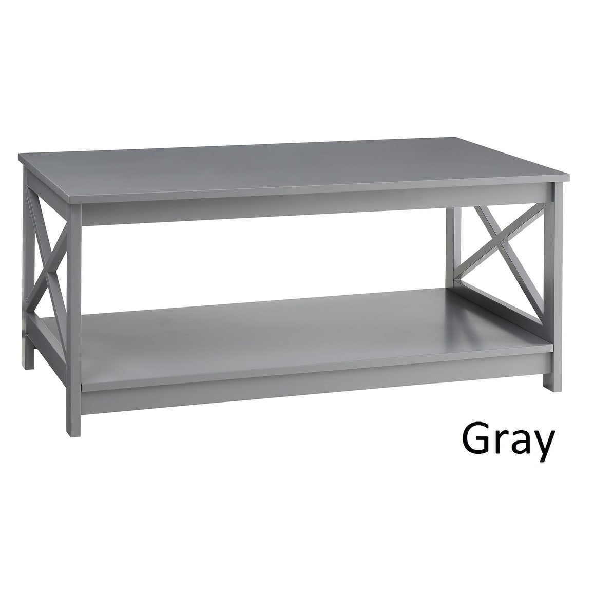 Buy Grey Coffee, Console, Sofa & End Tables Online At Overstock intended for Go-Cart White Rolling Coffee Tables (Image 6 of 30)