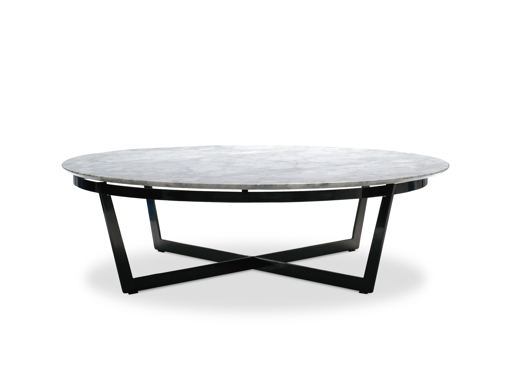 Camerich Element Round Coffee Table | Mckenzie & Willis with regard to Element Coffee Tables (Image 7 of 30)