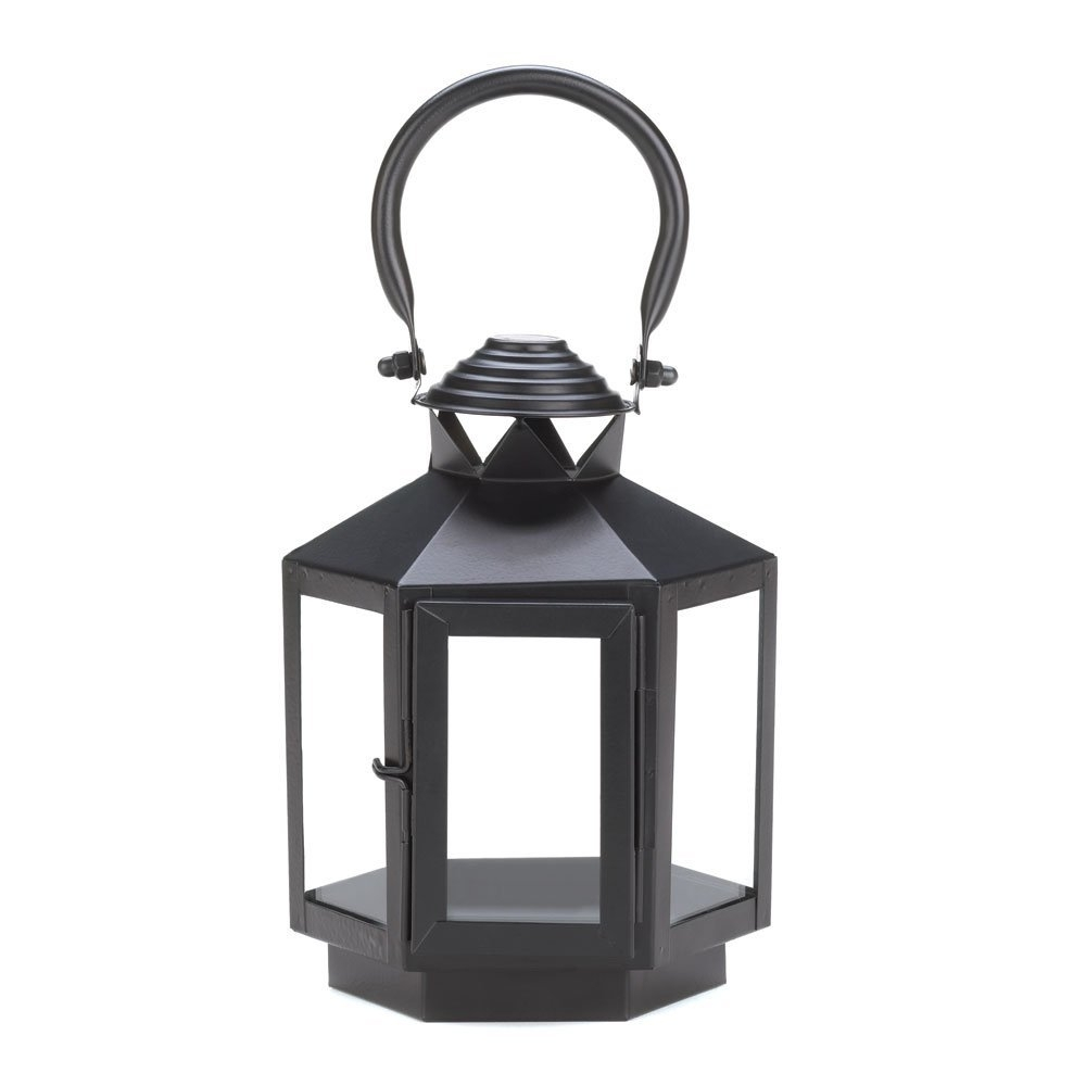 Candle Lanterns Decorative, Rustic Metal And 50 Similar Items Intended For Metal Outdoor Lanterns (View 10 of 20)