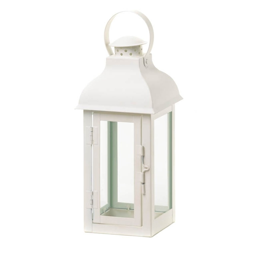 Featured Photo of White Outdoor Lanterns