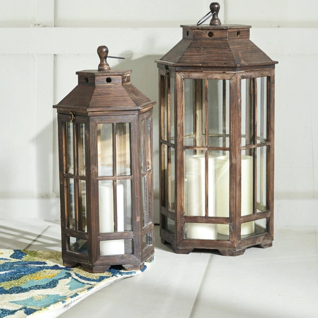 Candles ~ Outdoor Candle Lanterns For Patio Vintage Art Style Enamel with regard to Outdoor Candle Lanterns For Patio (Image 6 of 20)
