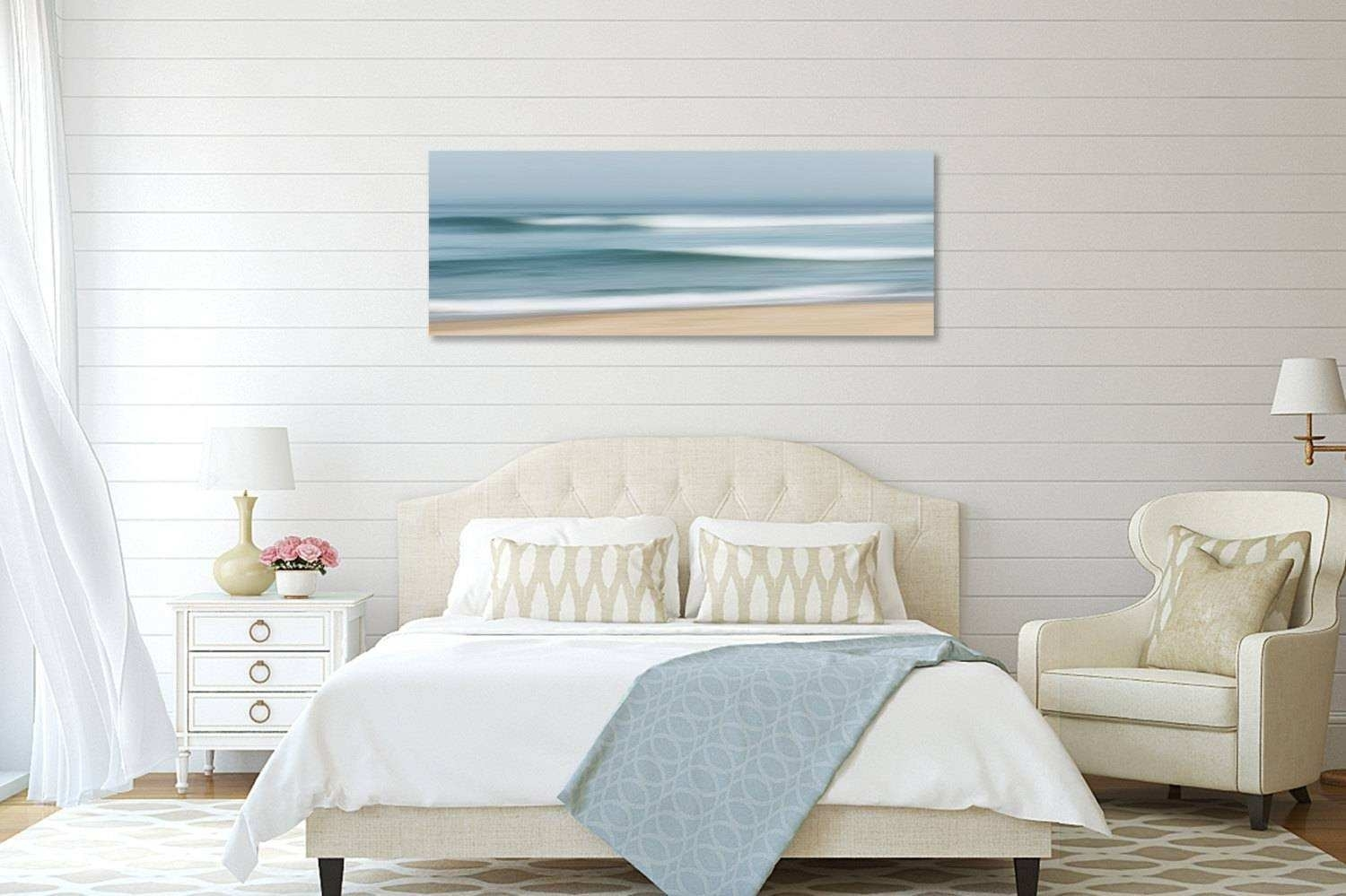Canvas Decor Fresh 2018 Popular Coastal Wall Art Canvas | Painting Ideas throughout Coastal Wall Art (Image 6 of 20)