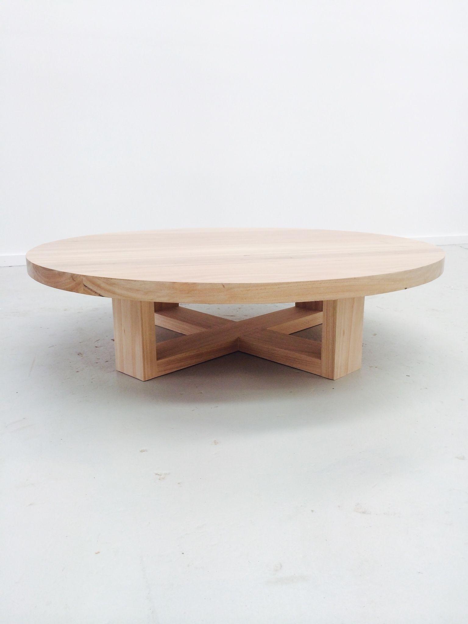 Cb2 Big Dipper Arc Floor Lamp Elegant Mark Tuckey American Oak pertaining to Joni Brass and Wood Coffee Tables (Image 12 of 30)