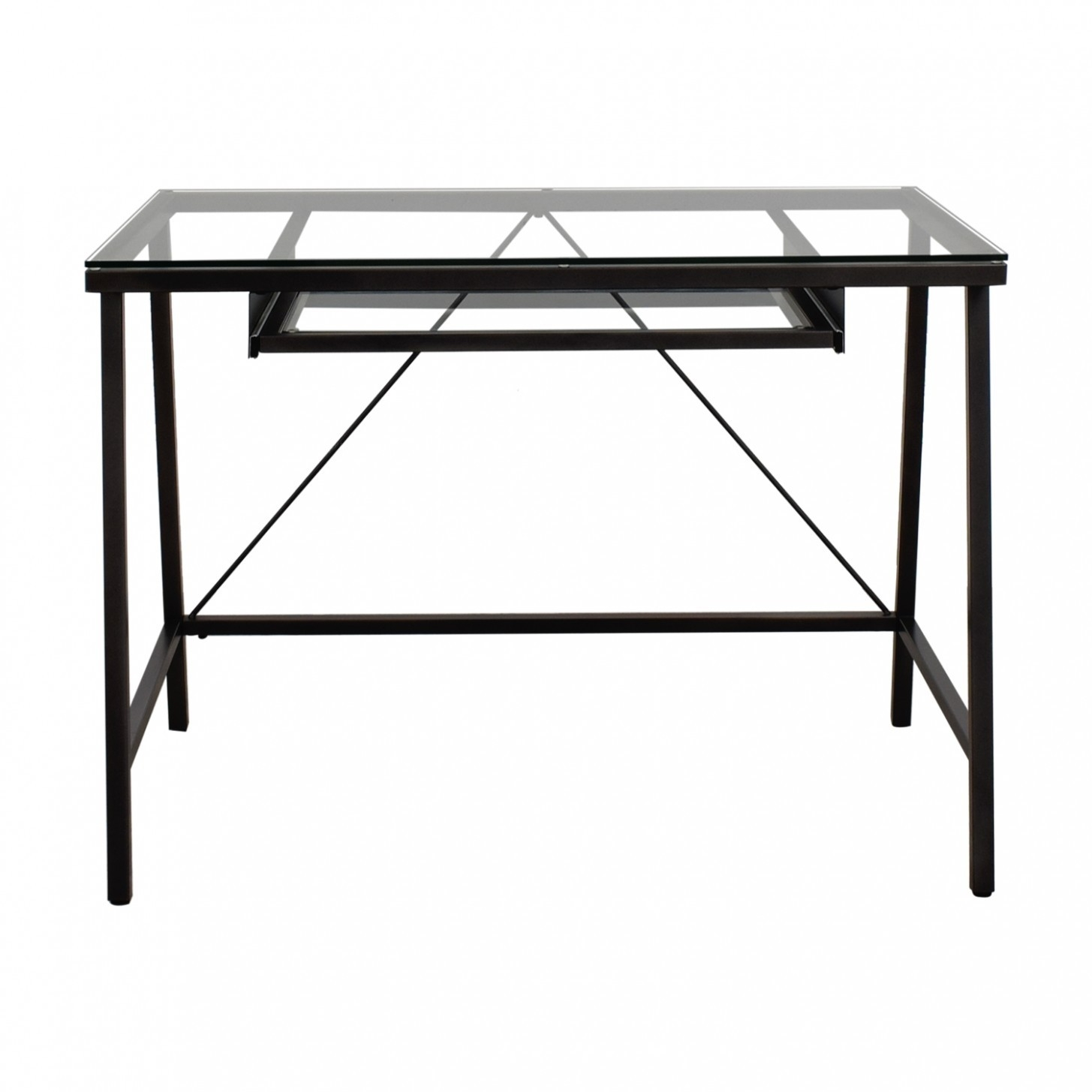Cb2 Rolling Cart Desk Luxury 3 Ways To Style And Use Ikea S Kallax inside Go-Cart White Rolling Coffee Tables (Image 9 of 30)