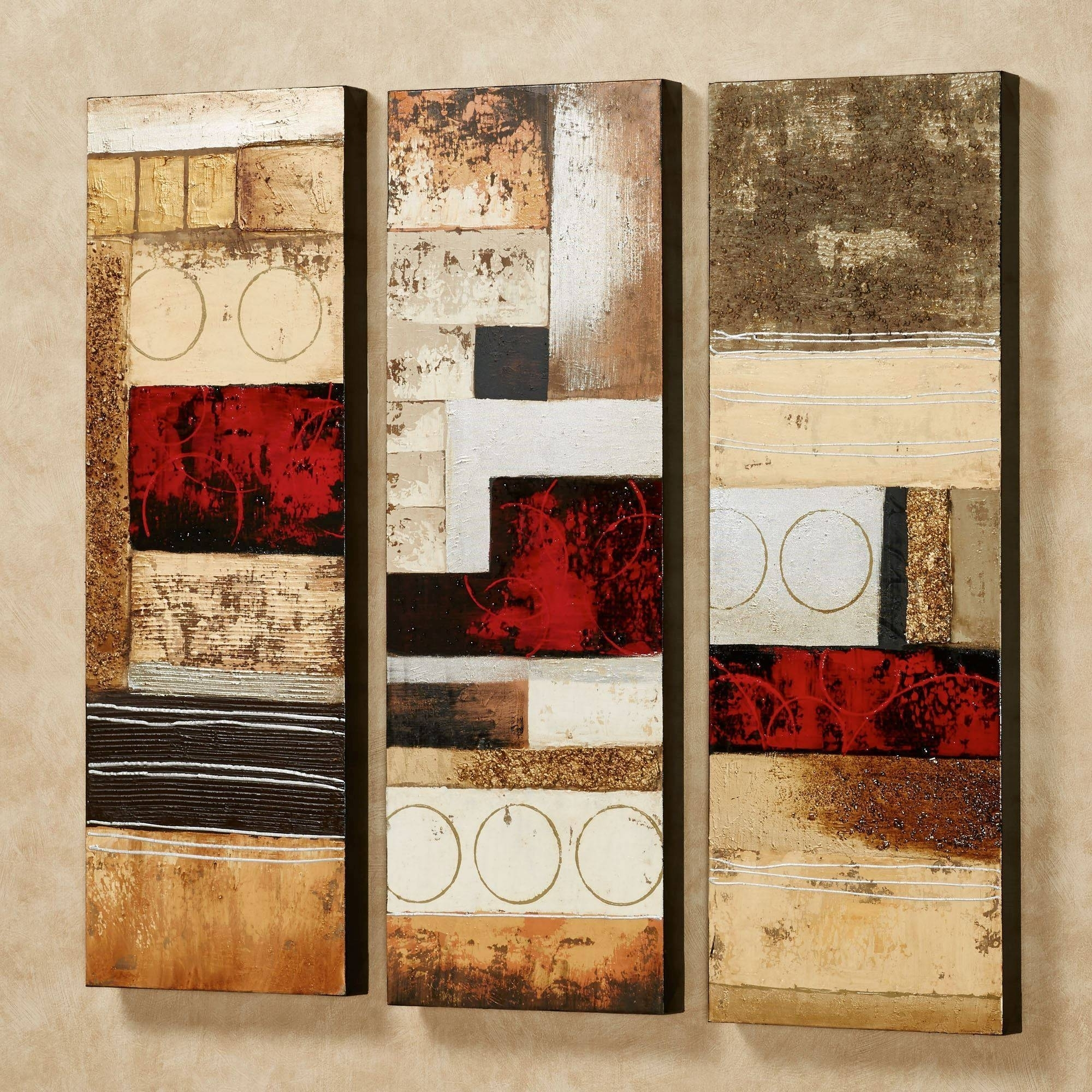 Cheap Abstract Canvas Wall Art 20 Best Abstract Canvas Wall Art Intended For Abstract Canvas Wall Art (View 14 of 20)