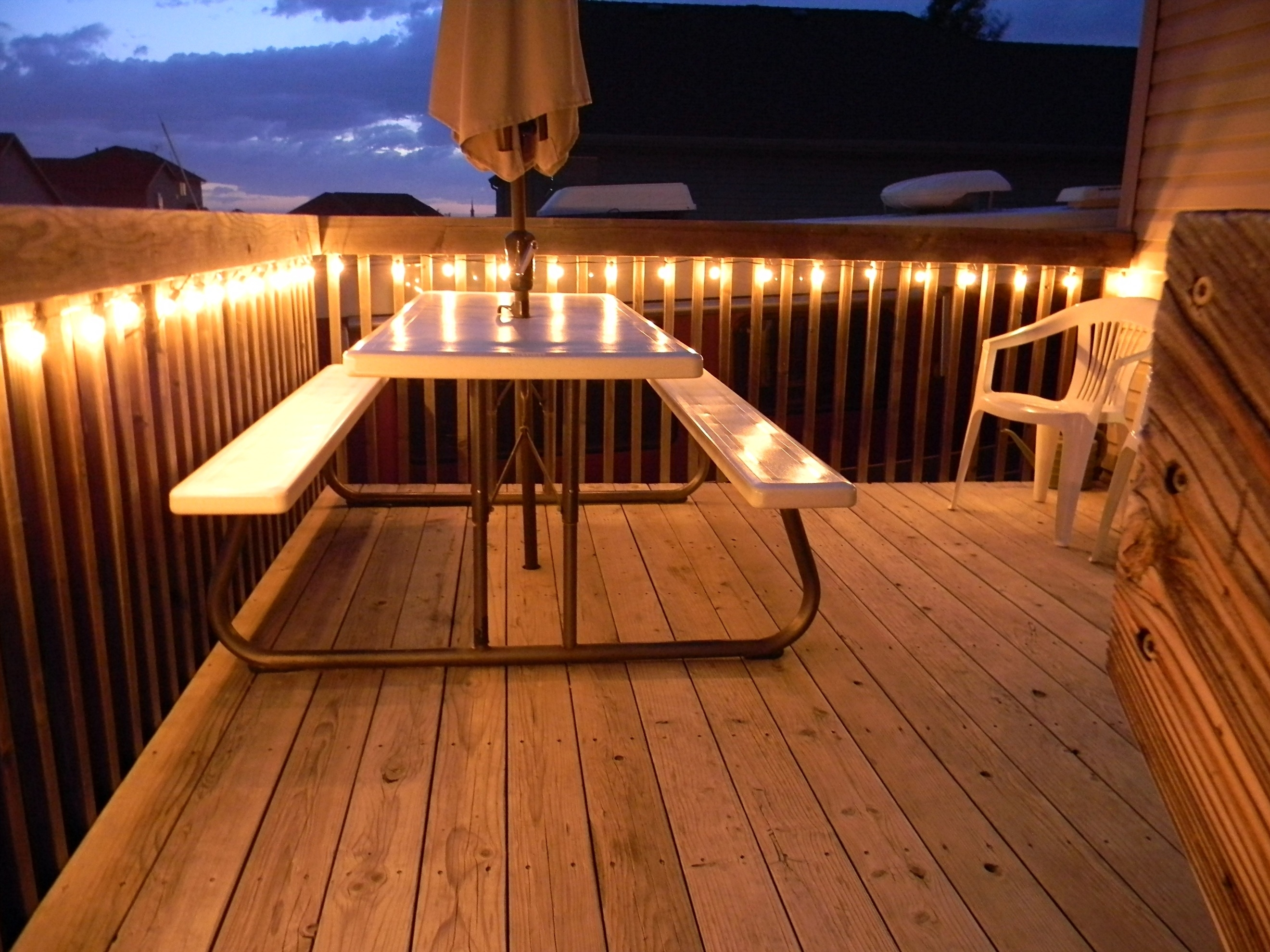 Cheap Outdoor Teak Furniture Design For Wooden Decks With Unique Pertaining To Outdoor Lanterns For Deck (View 9 of 20)