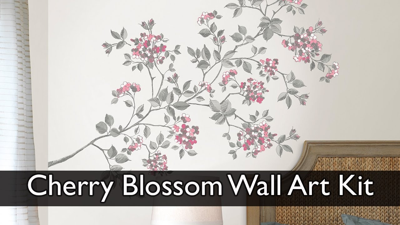 Featured Photo of Cherry Blossom Wall Art