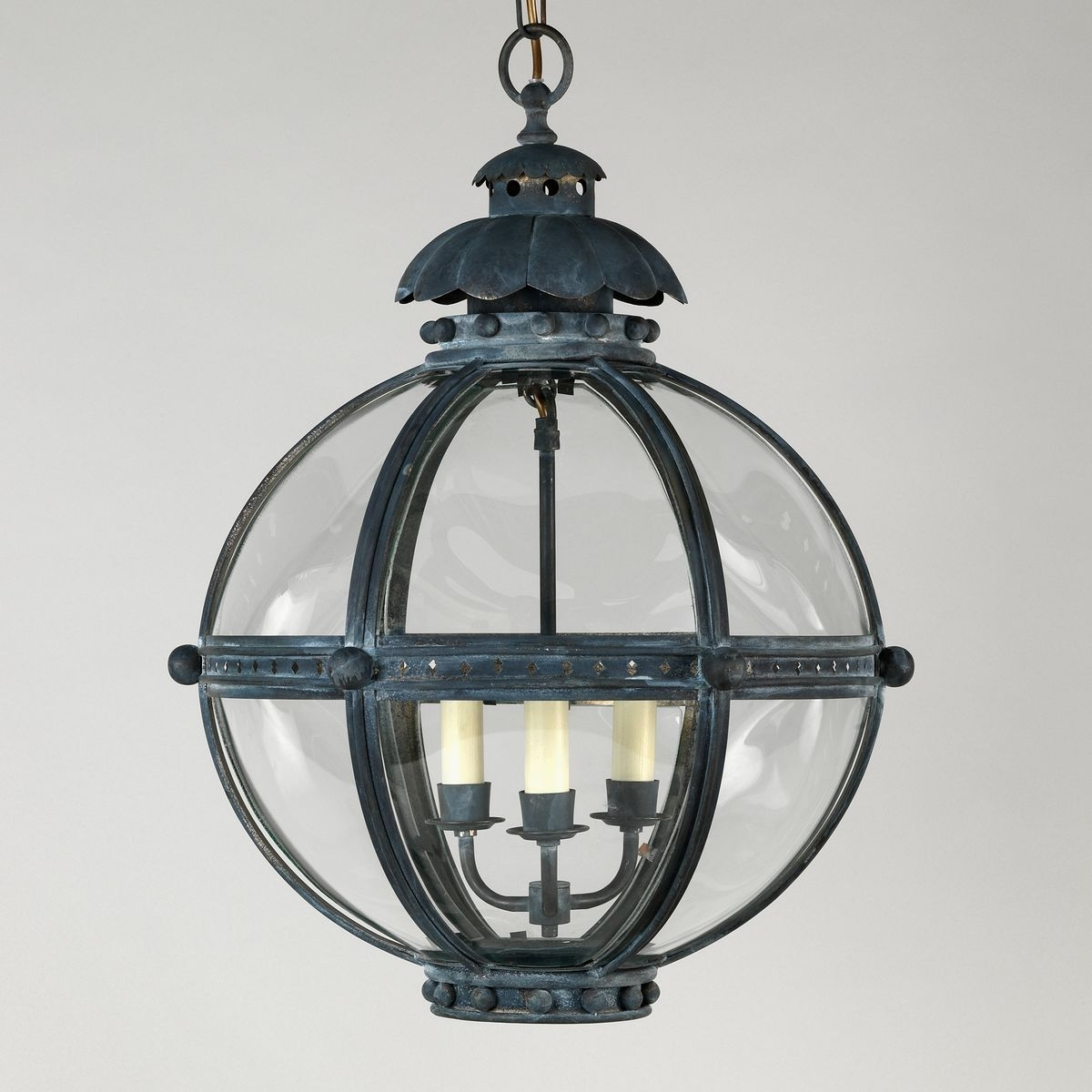Cheyne Globe Lantern - Vaughan Designs | Chevening Road | Pinterest pertaining to Vaughan Outdoor Lanterns (Image 3 of 20)